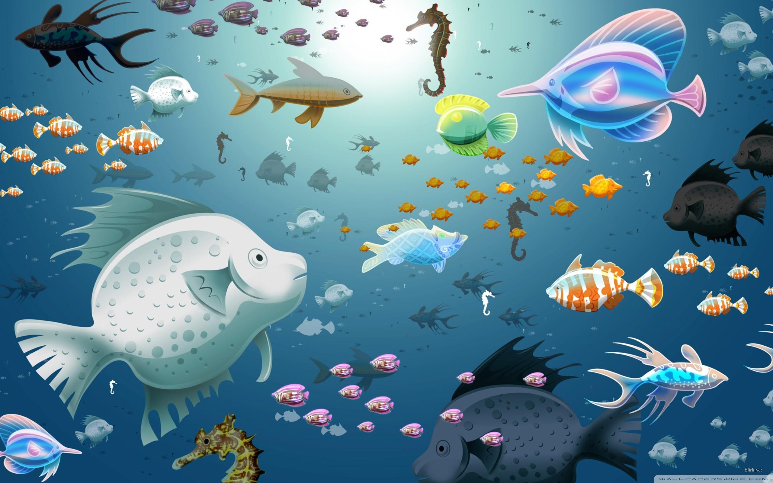 Fish HD desktop wallpaper Widescreen High Definition Mobile
