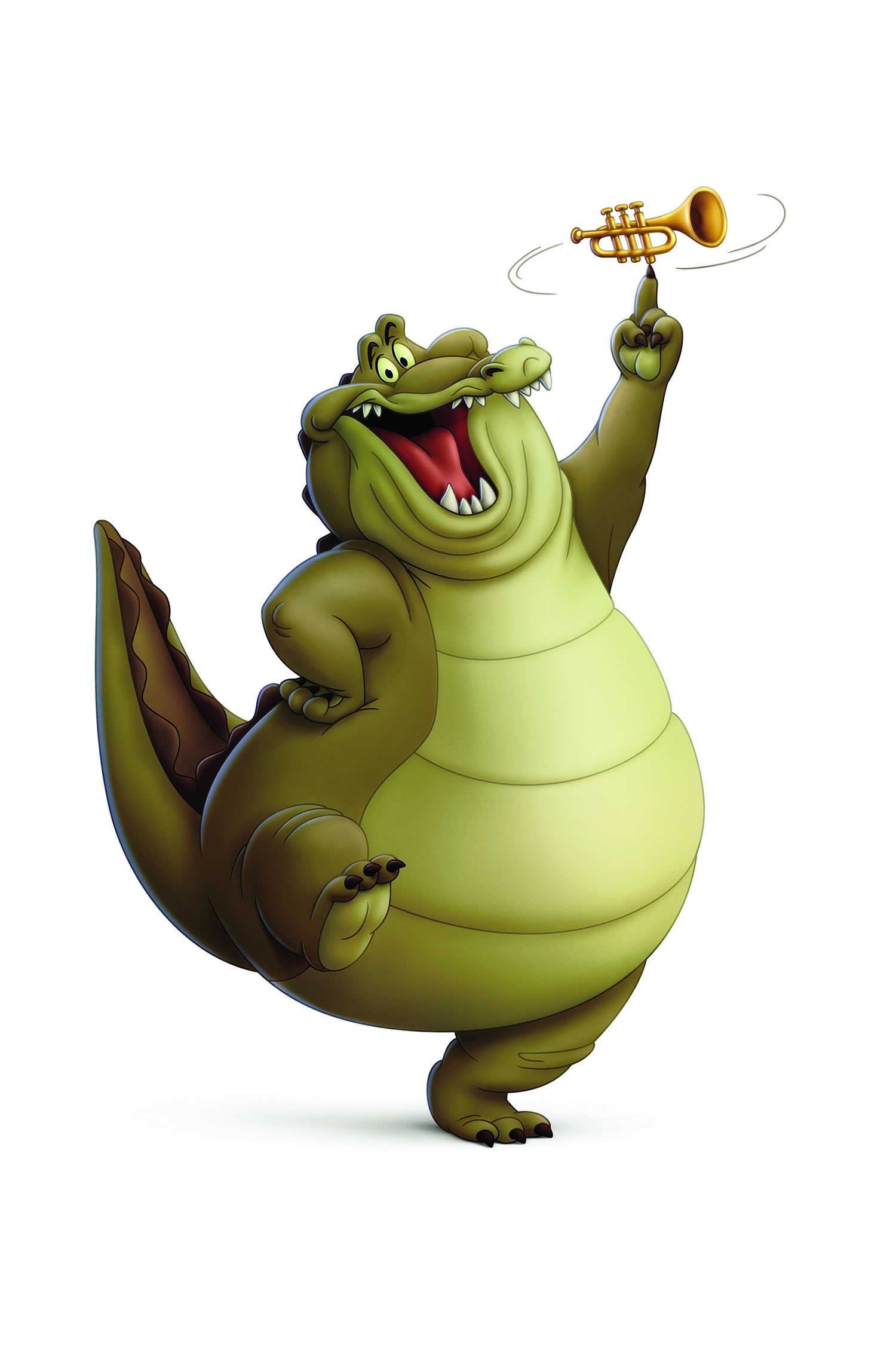 Louis the Gator from Princess and the Frog wallpaper – Click picture for  high resolution HD wallpaper