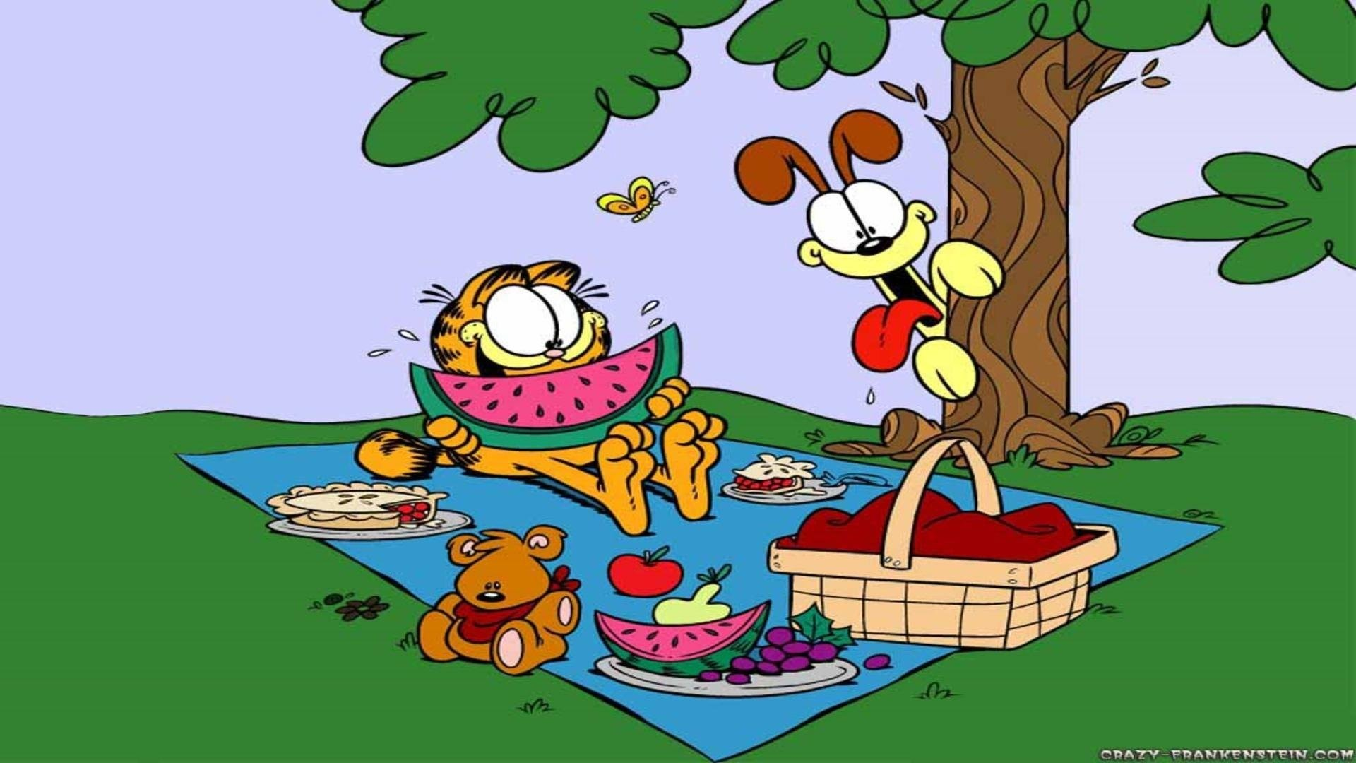 Funny Garfield HD Wallpapers HD Desktop and Mobile Backgrounds 1920×1080
