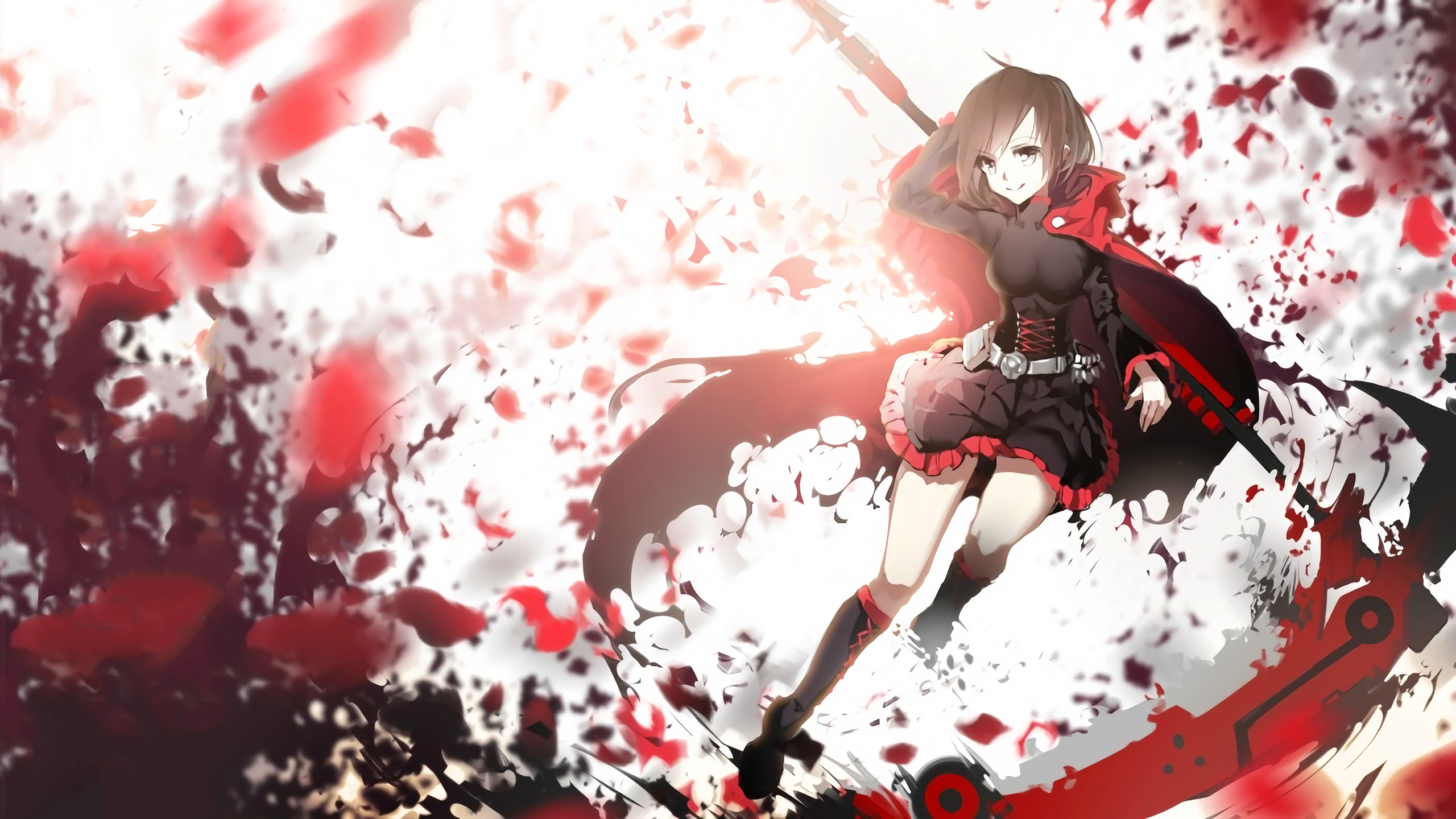A collection of RWBY wallpapers