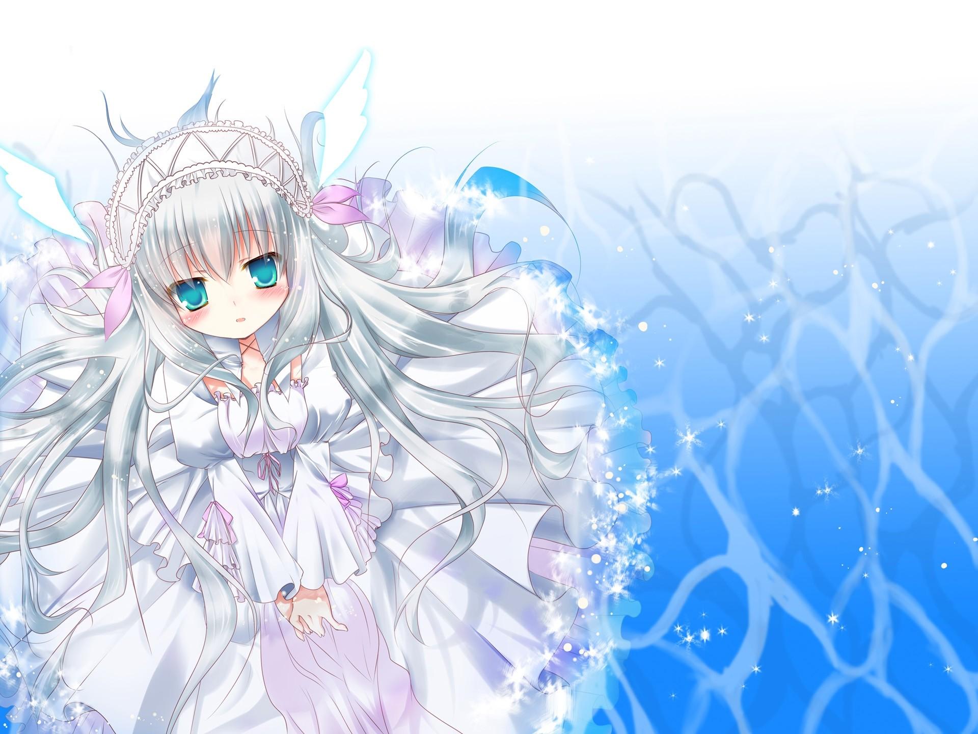 anime girl cute embarrassment