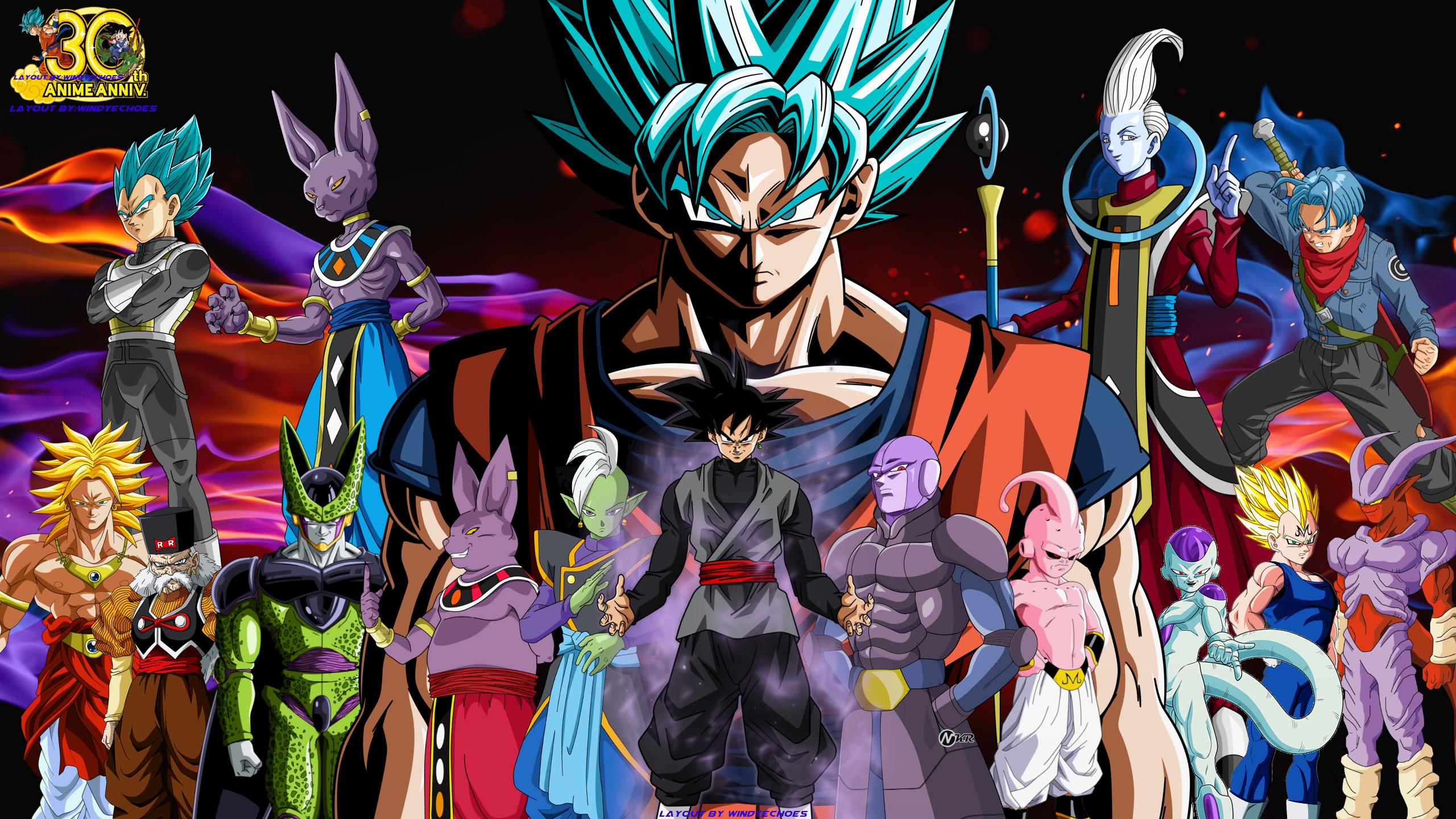 HD Wallpaper | Background ID:772382. Anime Dragon Ball Super