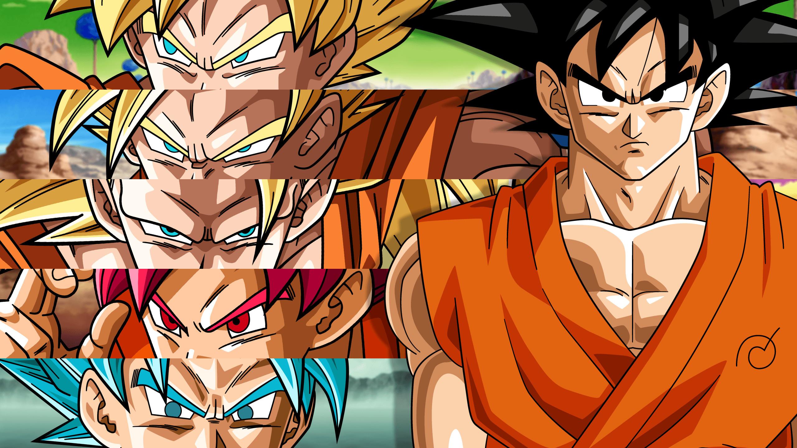 Black Goku, Vegeta Dragon Ball Super Wallpaper HD