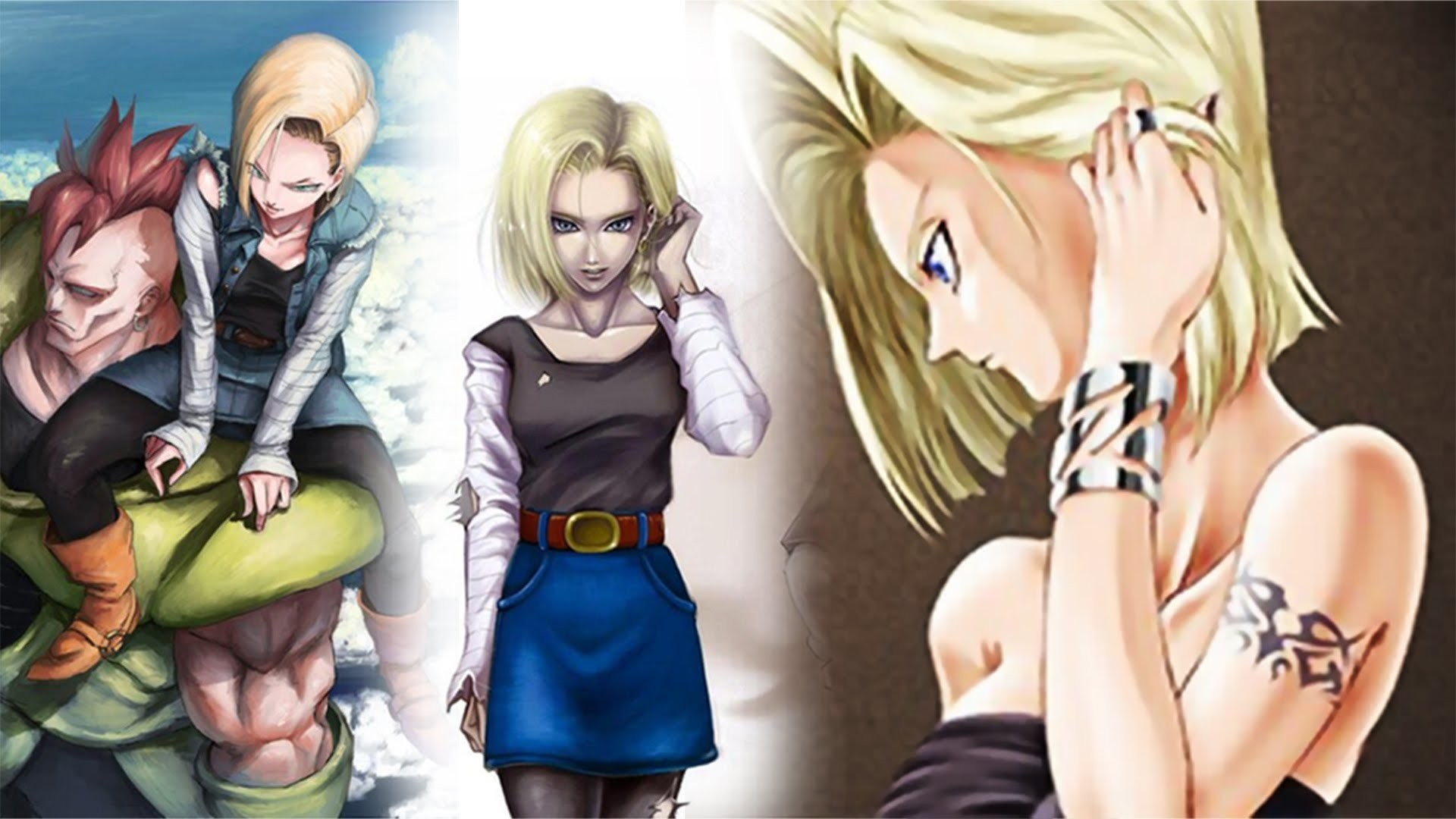 Los Mejores Fondos De Pantalla En HD De Dragon Ball Z – Taringa!