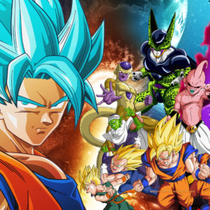 Dragon Ball Super Wallpaper HD