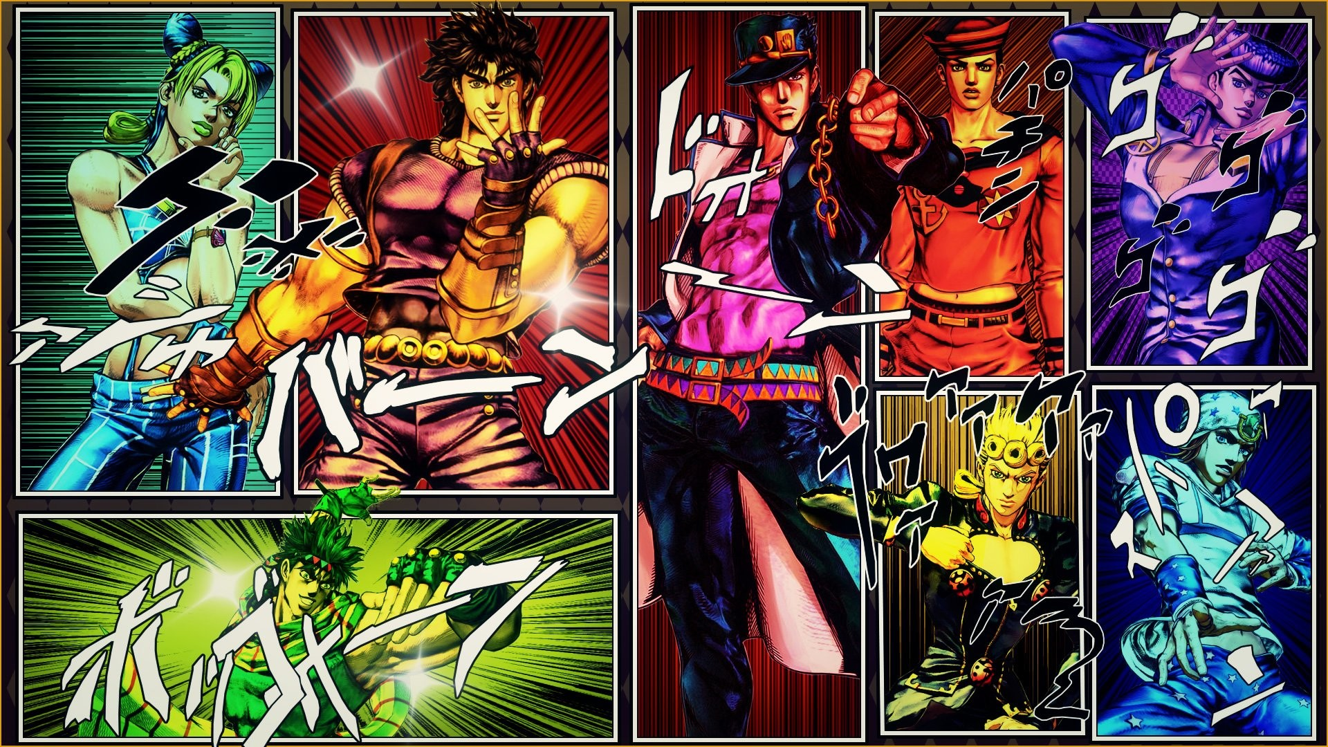 HD Wallpaper | Background ID:755323. Anime Jojo's Bizarre  Adventure