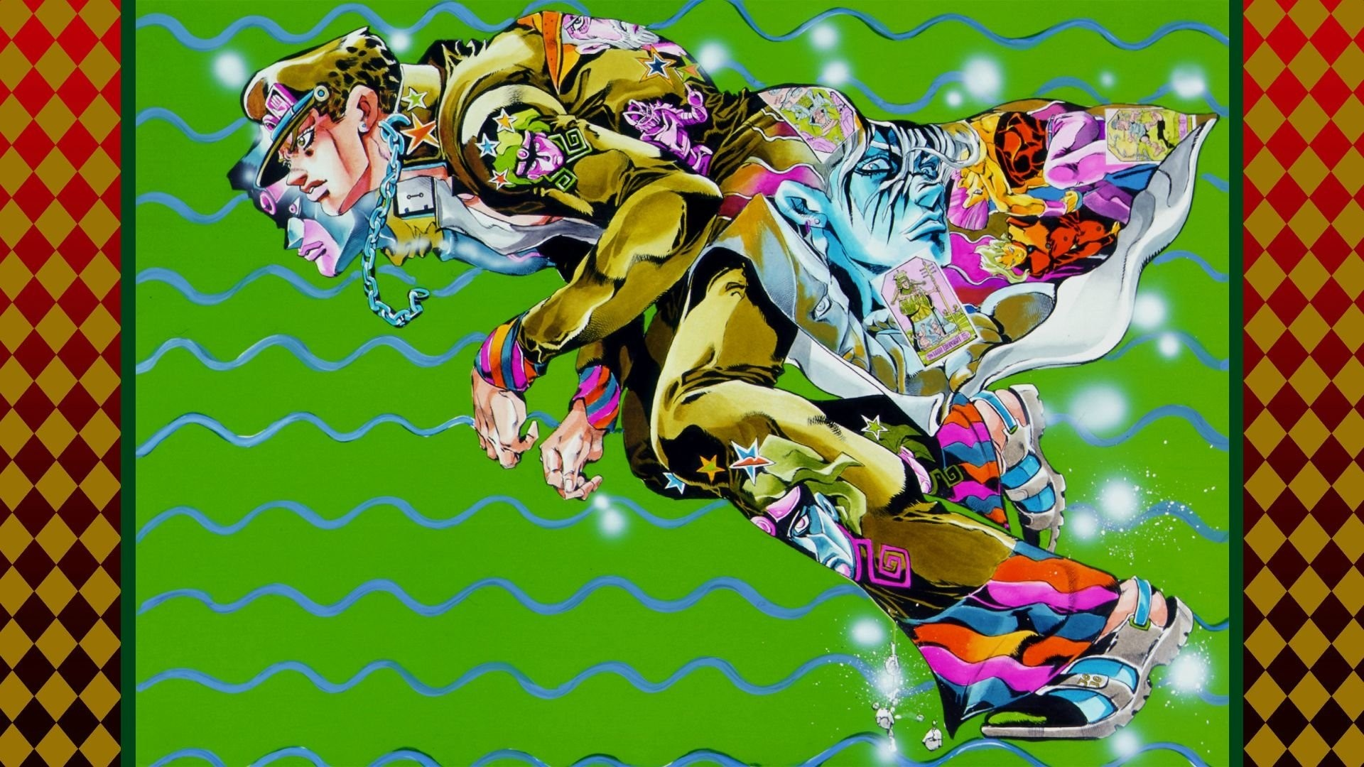 HD Wallpaper | Background ID:754789. Anime Jojo's Bizarre  Adventure