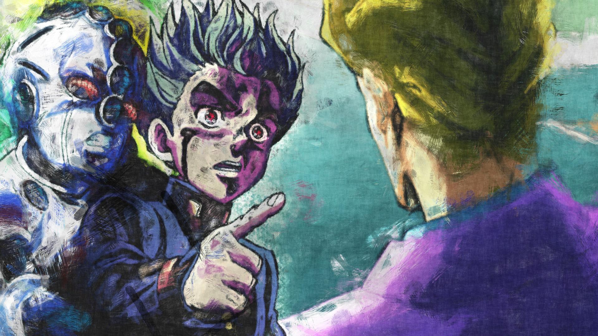 HD Wallpaper | Background ID:778166. Anime Jojo's Bizarre  Adventure