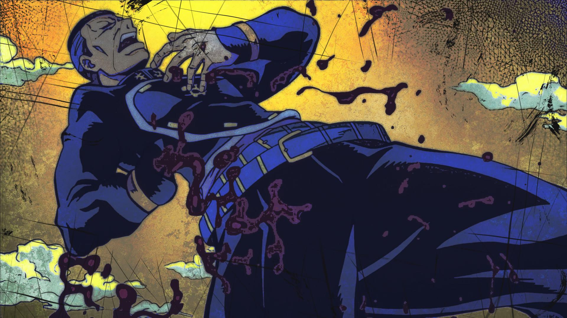 Anime – Jojo's Bizarre Adventure Okuyasu Nijimura Wallpaper