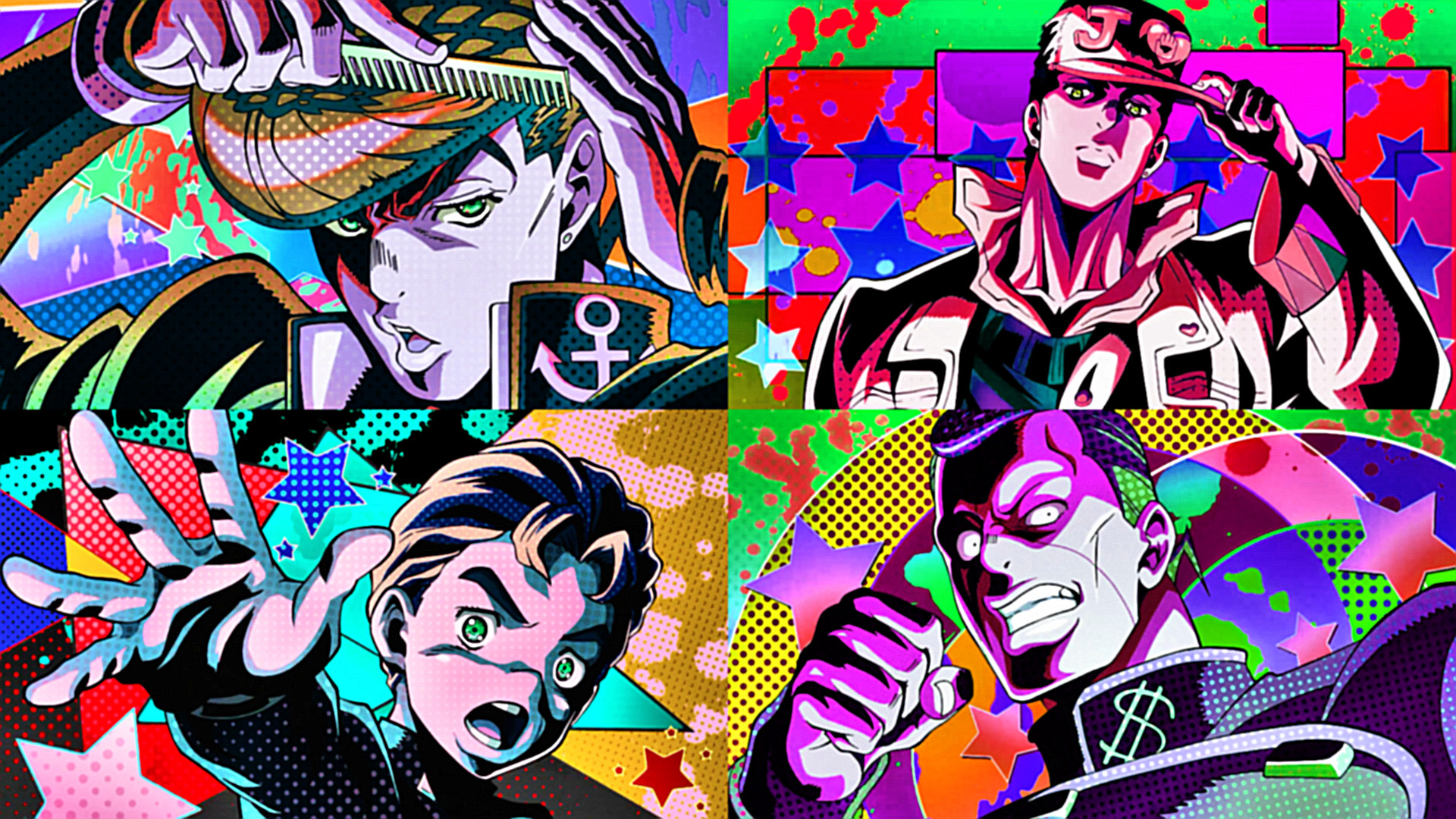 HD Wallpaper | Background ID:766963. Anime Jojo's Bizarre  Adventure