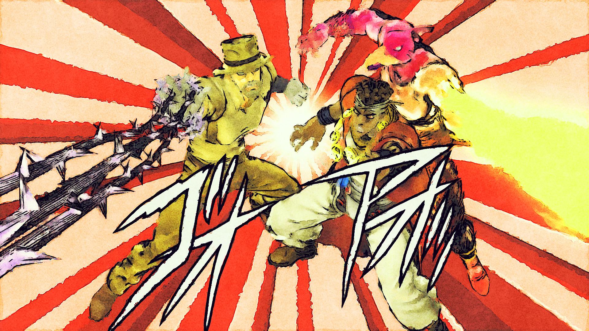 HD Wallpaper | Background ID:780527. Anime Jojo's Bizarre  Adventure