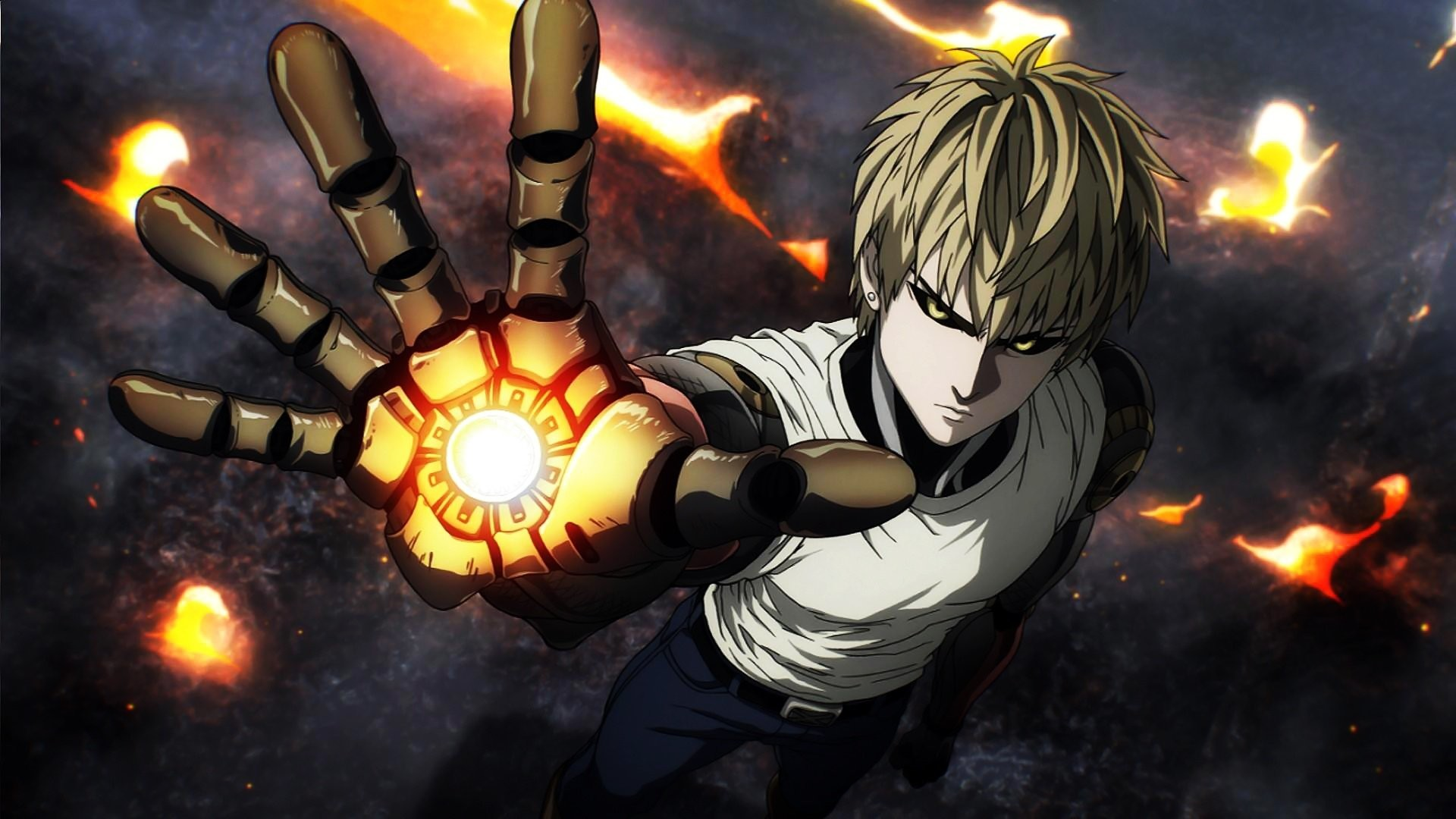 HD Wallpaper | Background ID:656714. Anime One-Punch Man