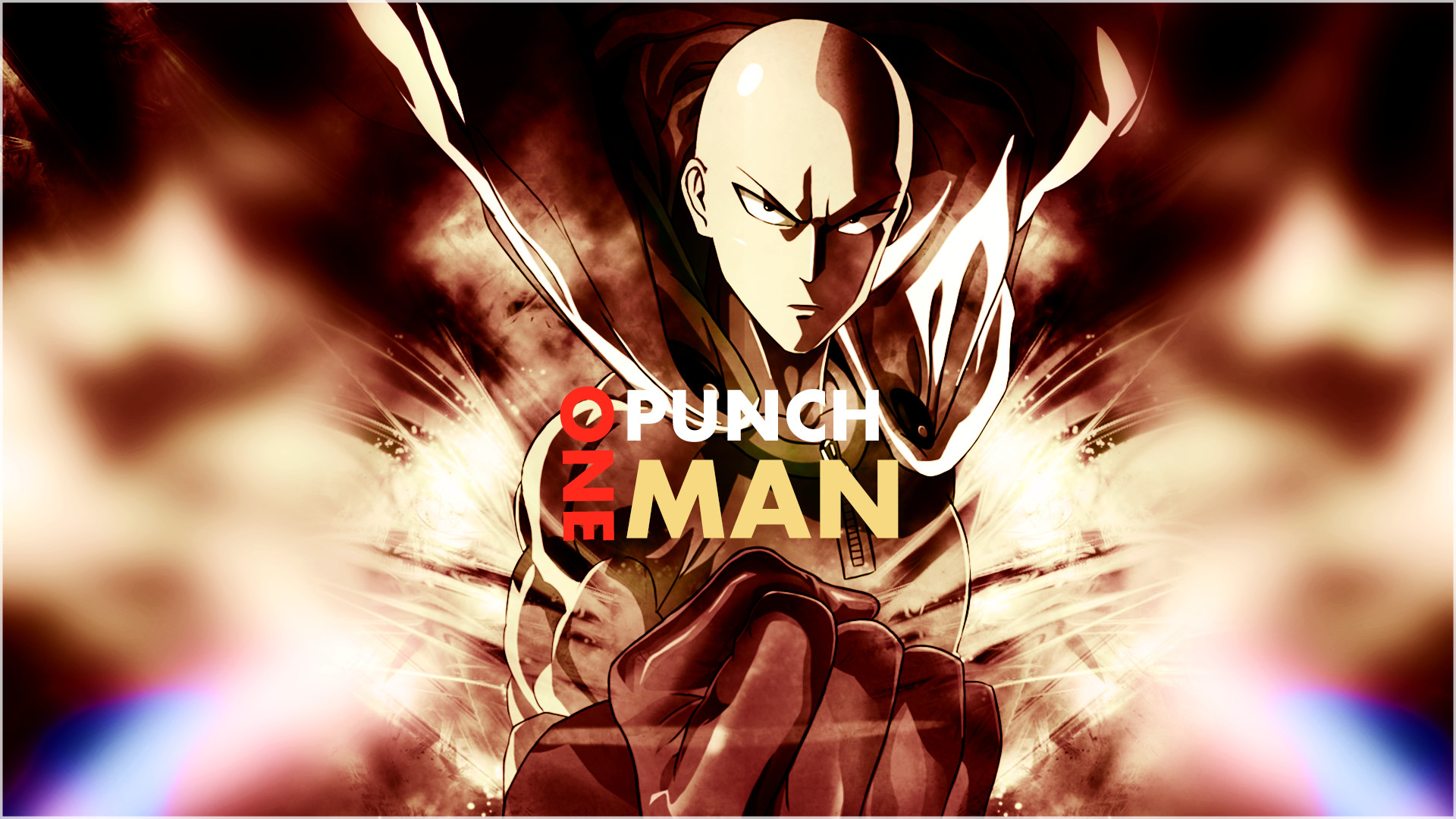 386 One Punch Man HD Wallpapers | Backgrounds – Wallpaper Abyss – Page 9