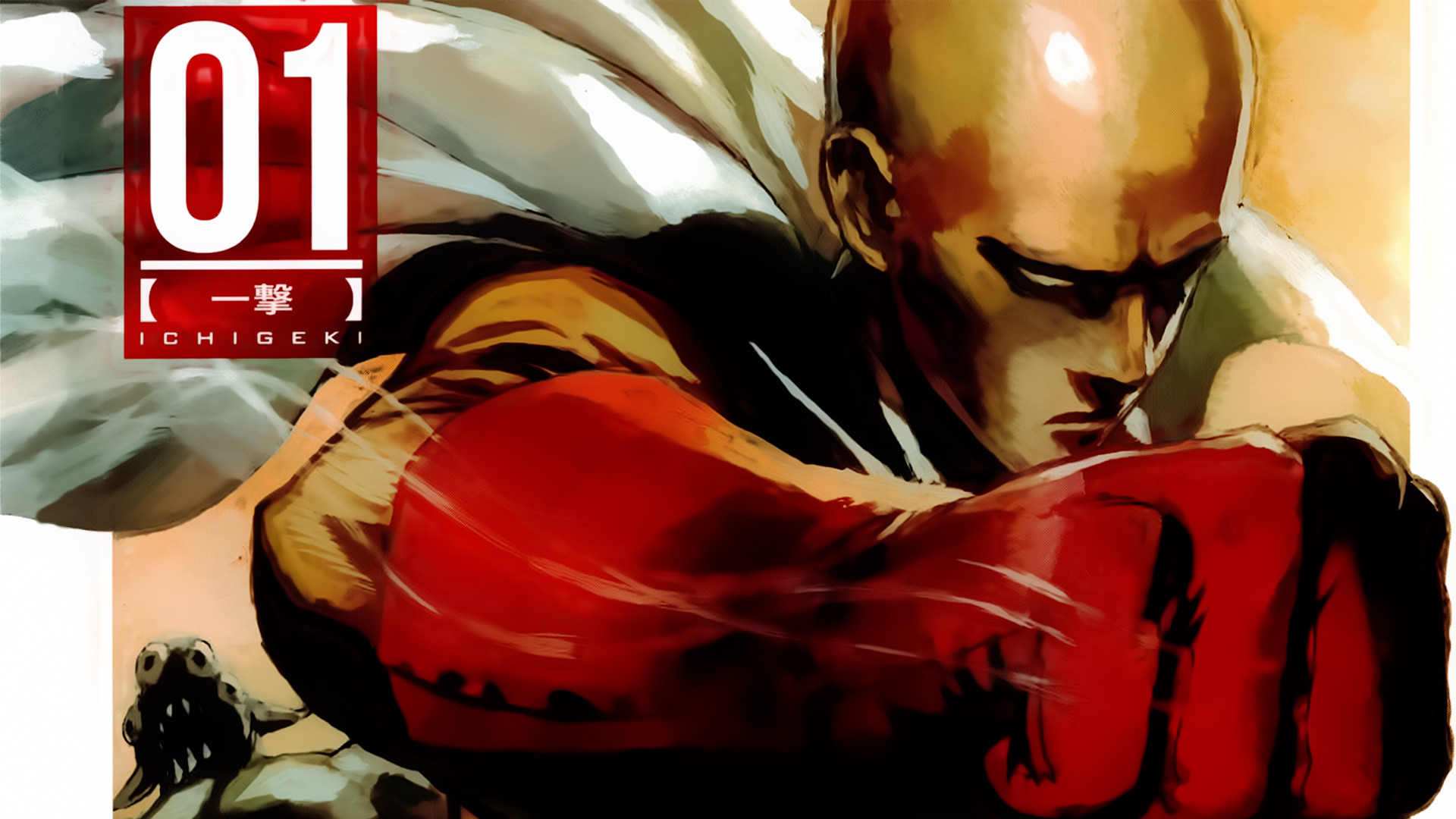 OnePunch-Man 1080p Wallpapers