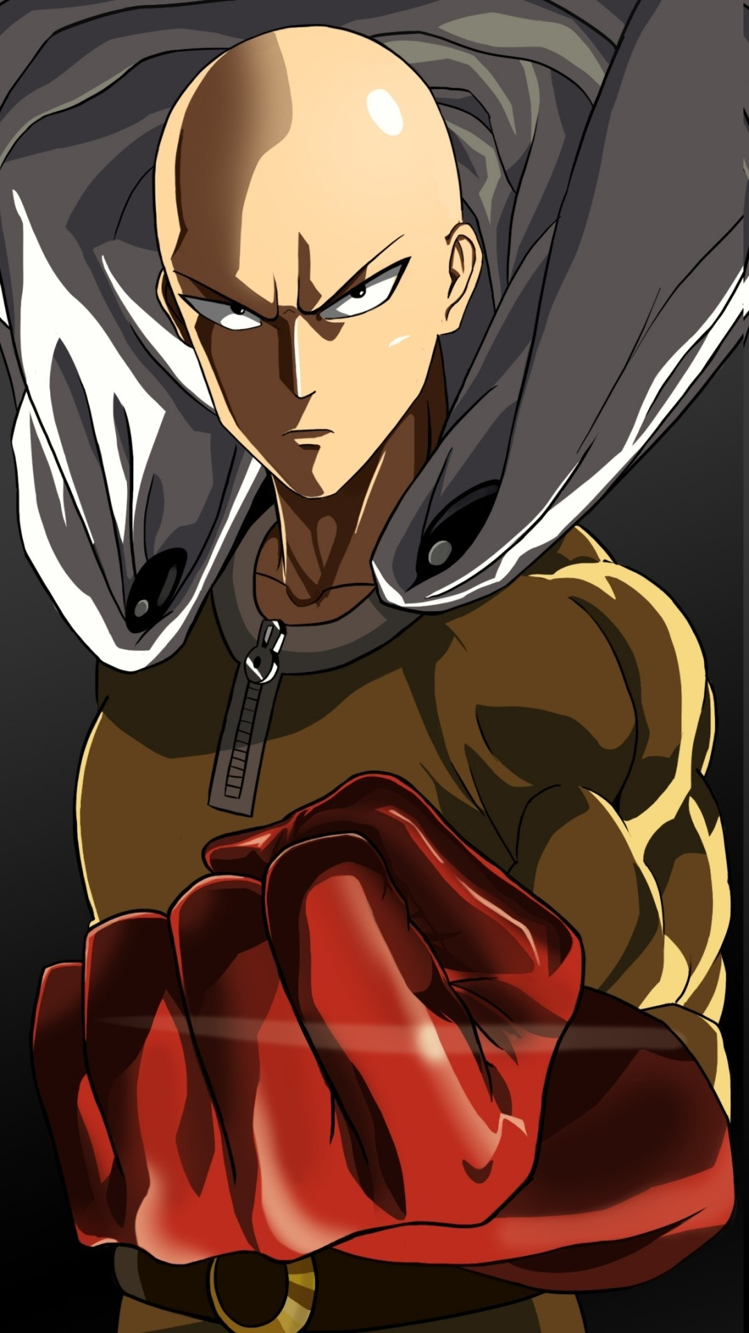 Saitama, One Punch Man, Anime, Gloves Wallpapers HD / Desktop and Mobile  Backgrounds