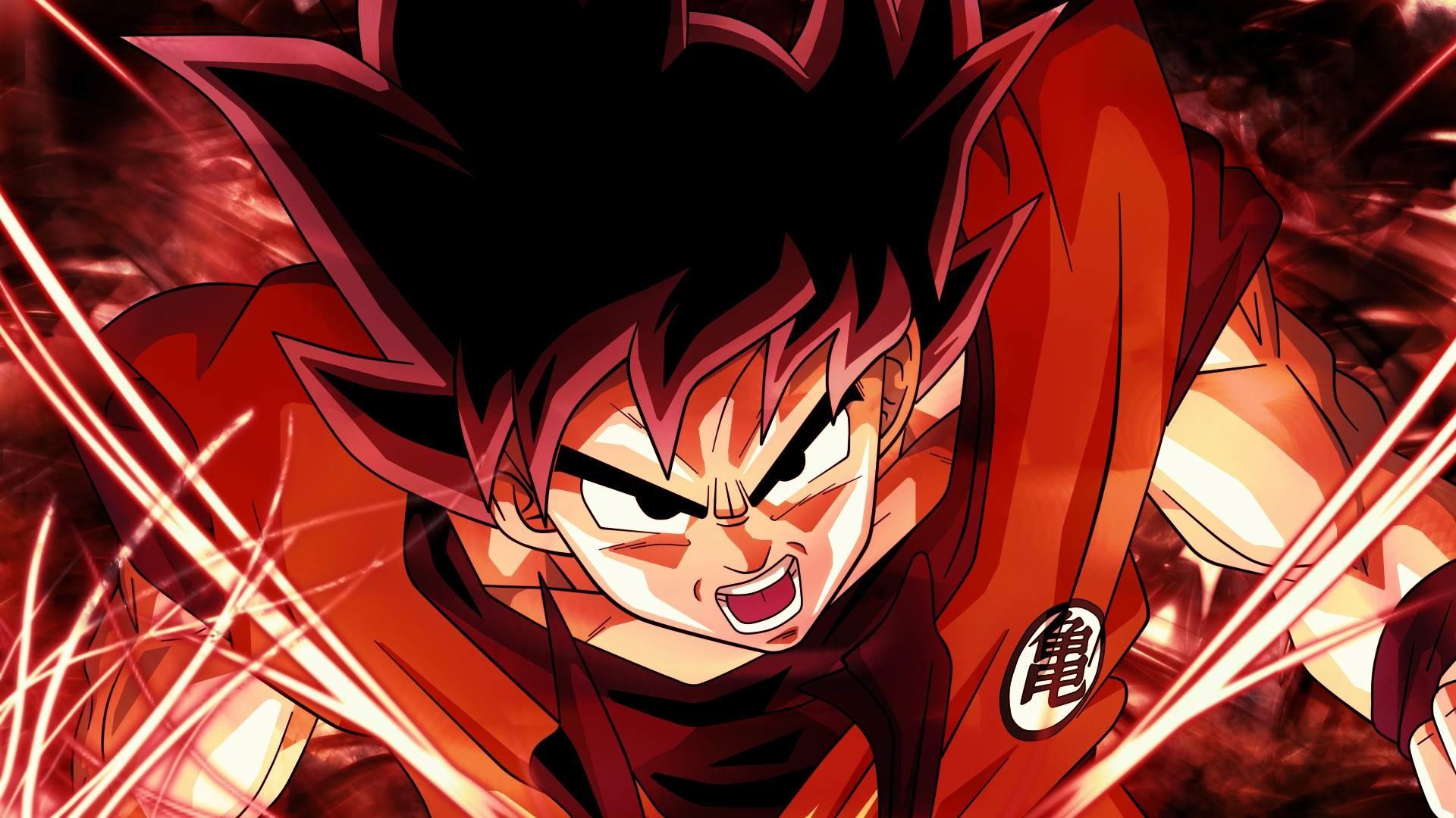 Dragon Ball Super Saiyan of Son Goku for Wallpaper HD Wallpapers 1920×1080  Goku Super
