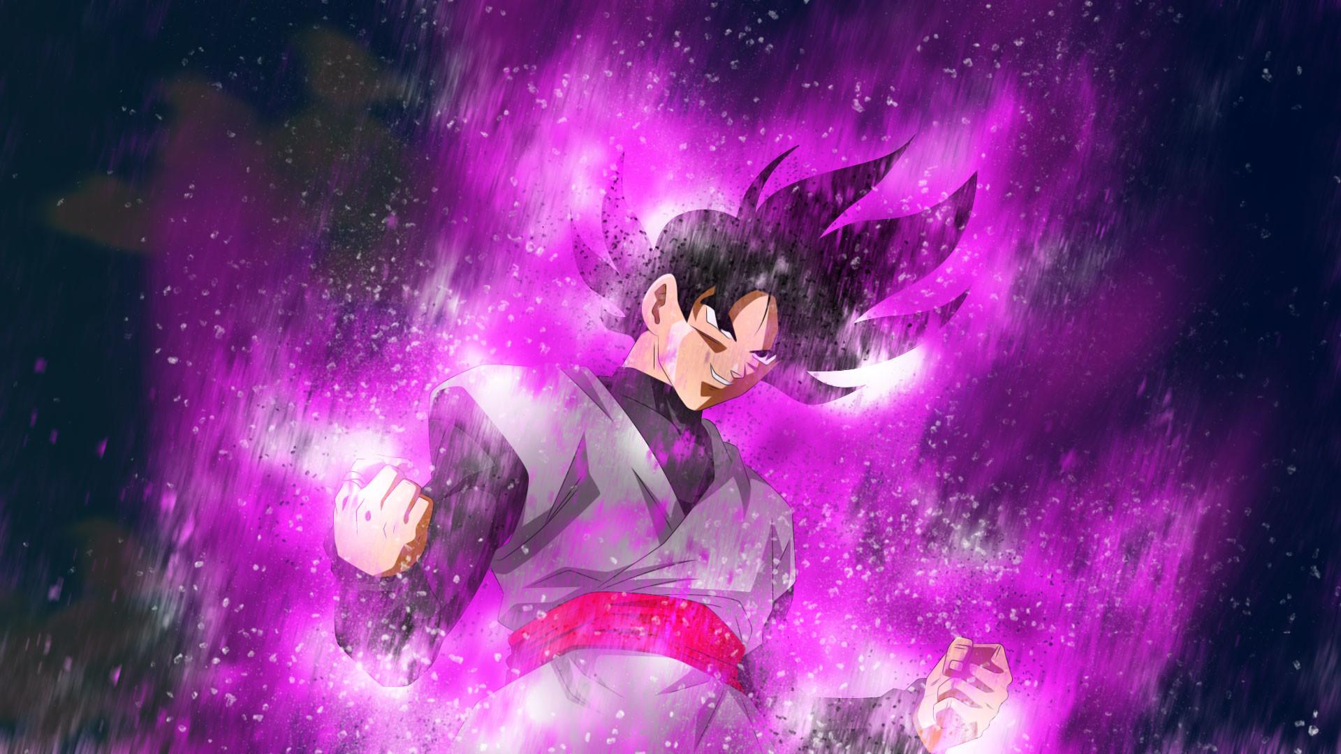 Anime – Dragon Ball Super Black (Dragon Ball) Black Goku Dragon Ball  Wallpaper