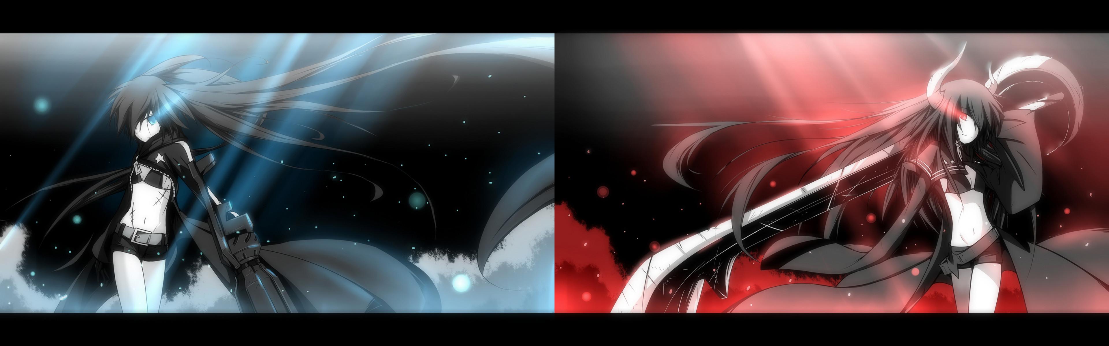 43 Anime Dual Monitor