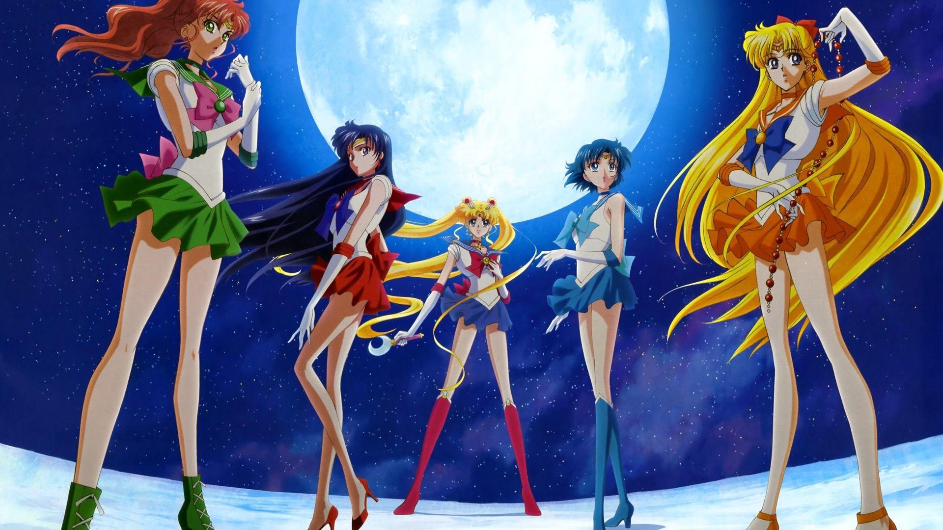 Sailor Moon Crystal Wallpaper Image Gallery – HCPR