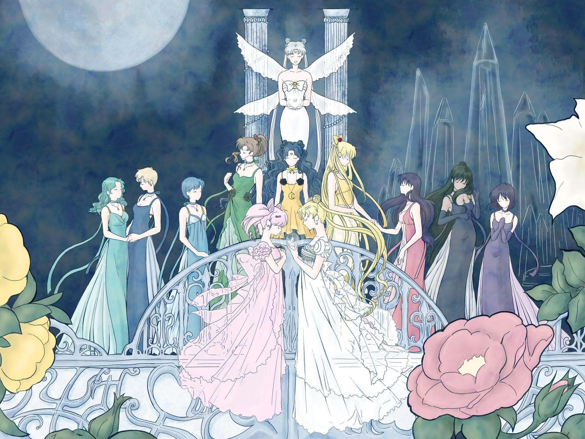 Sailor Moon Crystal Sixteen wallpapers   Sailor Moon Crystal .