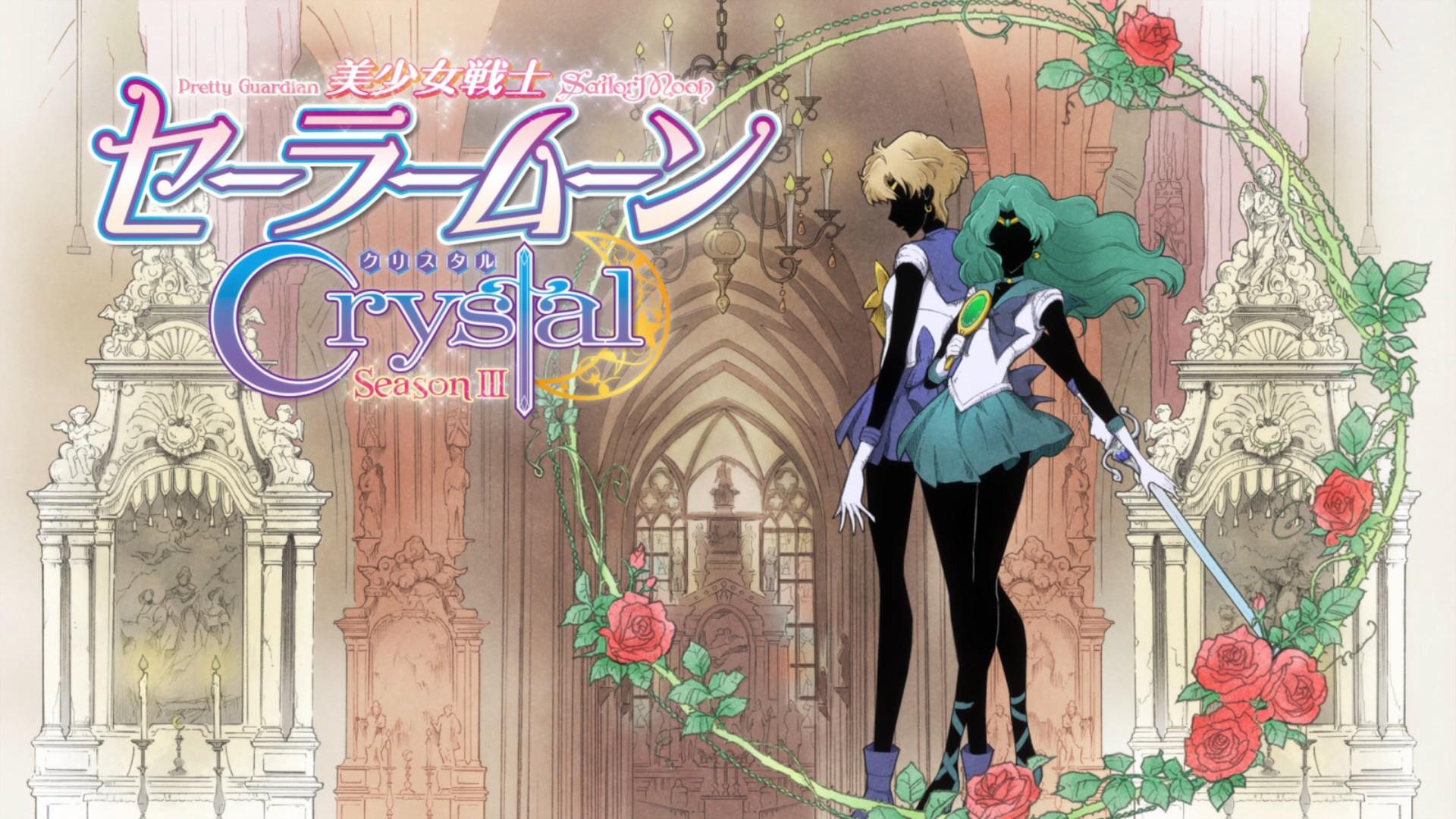 Sailor Moon Crystal season 3 Iphone wallpaper   Anime Iphone .