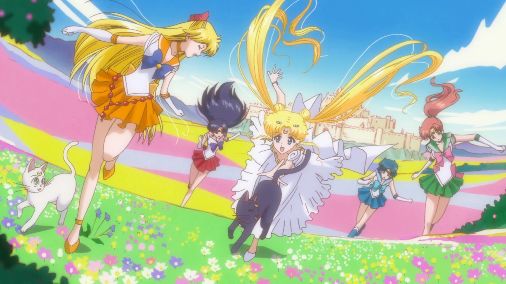 Sailor Moon Crystal Wallpaper 2 by SailorUsagiChan on DeviantArt