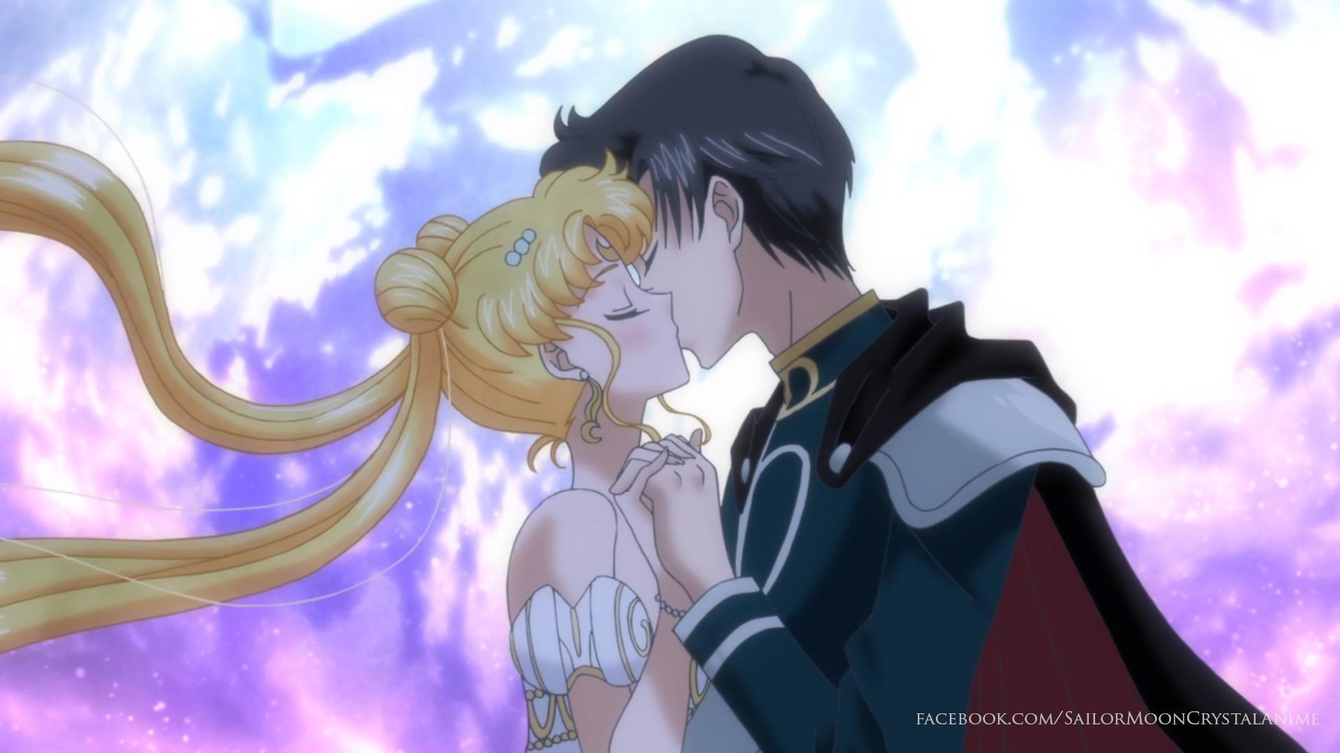 Princess Serenity and Prince Endymion – Sailor Moon Crystal