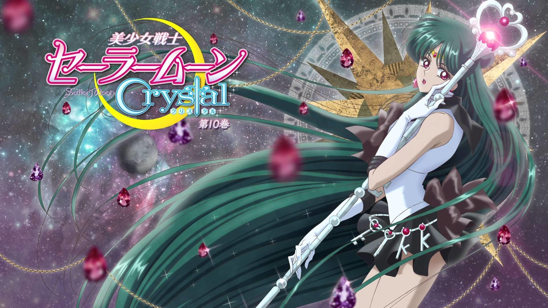 Sailor Moon Crystal – Blu-Ray Volume 10 Menu