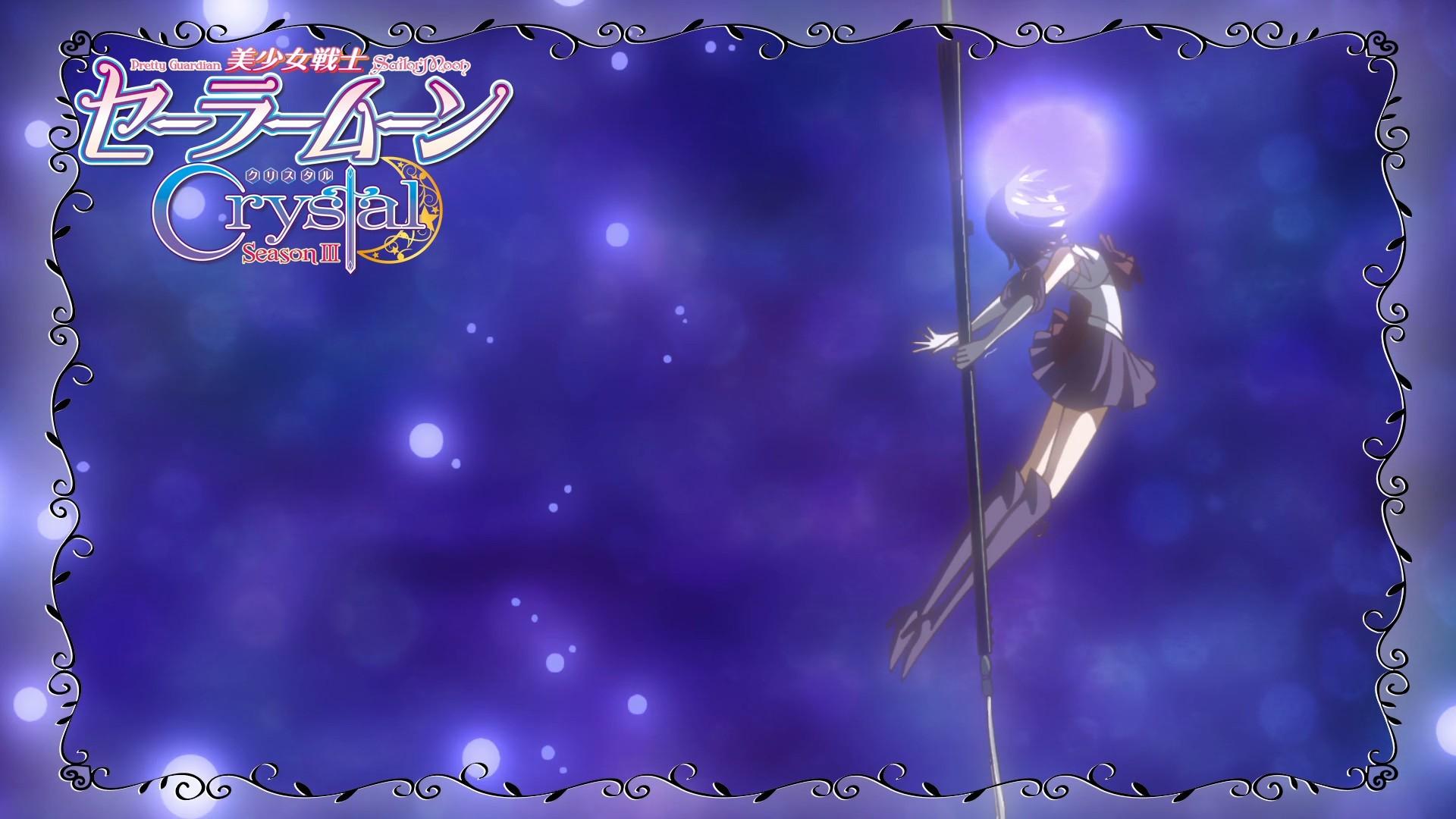Sailor Saturn, Guardian of Silence. – YouTube