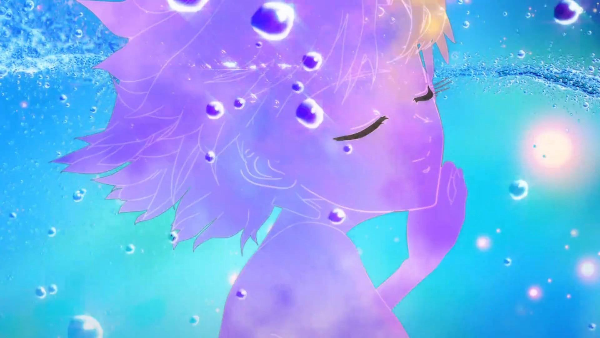 Sailor Mercury Transforms   Sailor Moon Crystal Episode 2