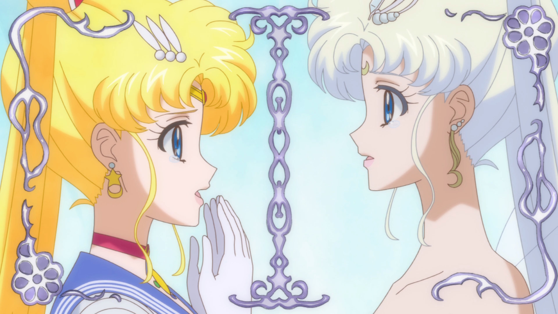 A review of the final episode of Sailor Moon Crystal, Act 26 .