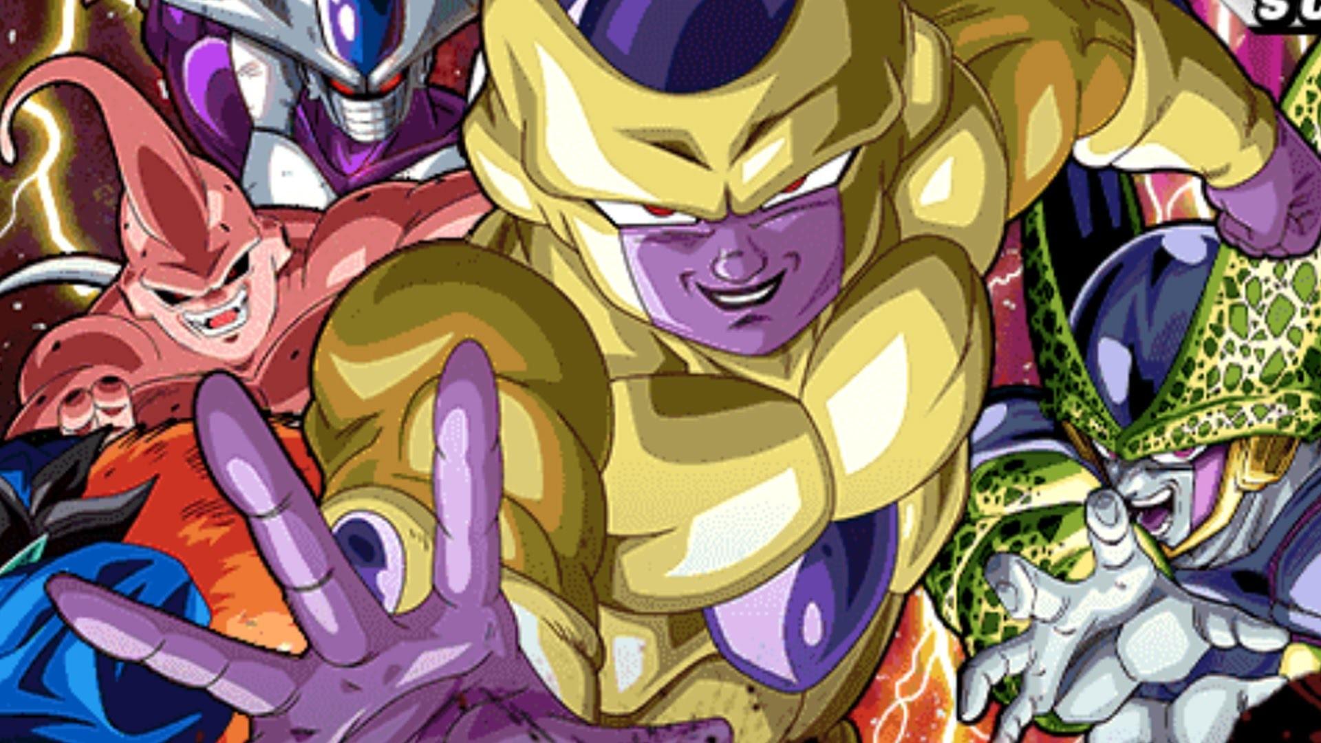 Dragon Ball Z: Dokkan Battle – Golden Frieza Villains Pack Opening! –  YouTube