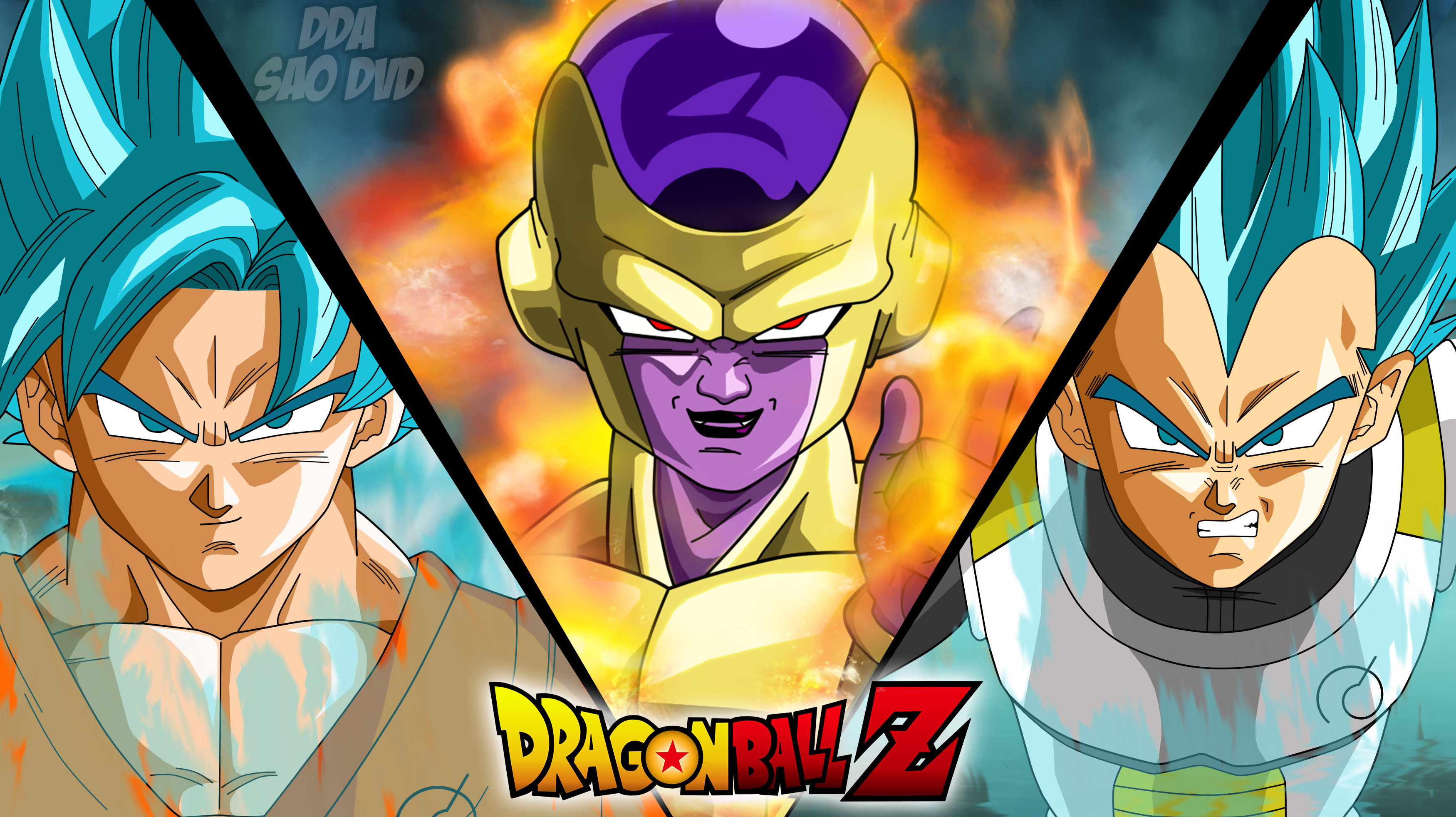 20 Dragon Ball Z: Resurrection of F HD Wallpapers | Backgrounds – Wallpaper  Abyss