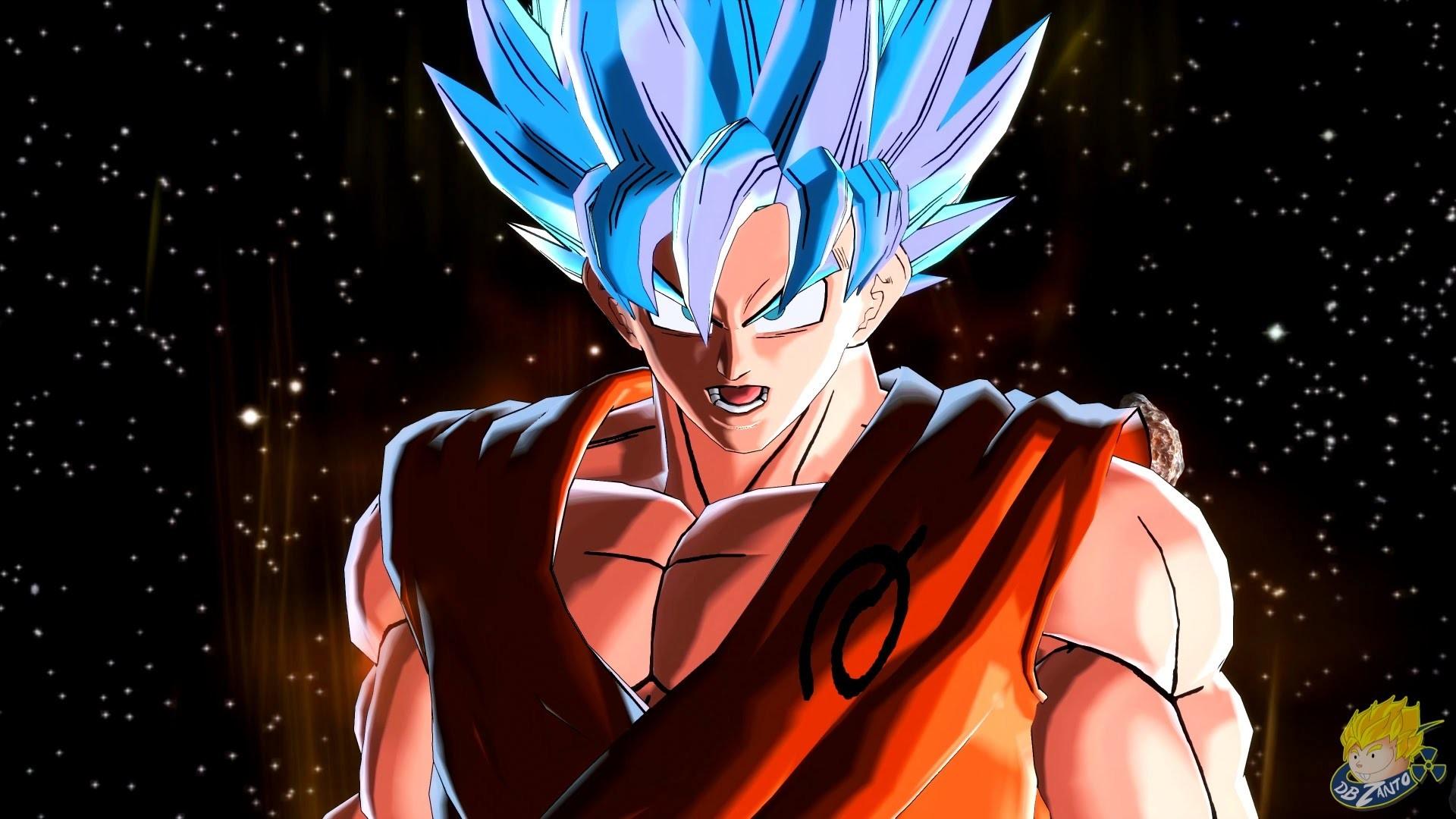 Dragon Ball Xenoverse (PC): SSGSS Goku Vs Golden Frieza Gameplay [MOD]  【60FPS 1080P】 – YouTube