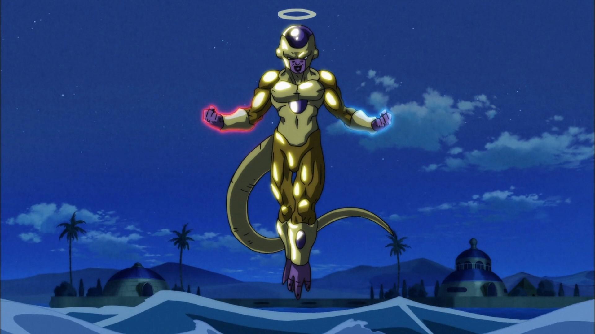 Dragon Ball Super – 95 – 02 Golden Frieza