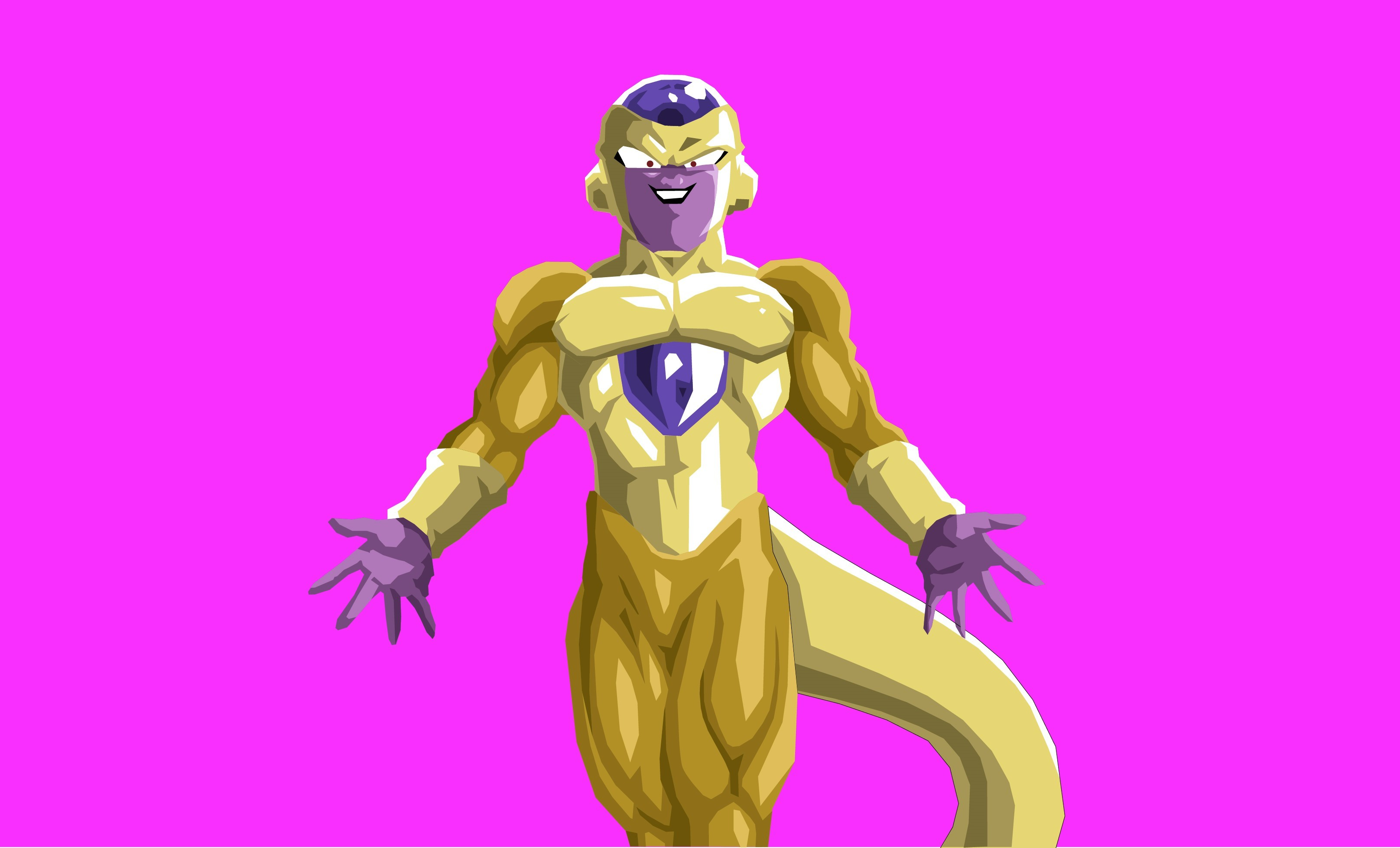 Anime Frieza Dragon Ball Dragon Ball Super Super Saiyan Blue  villains villain Monster (anime