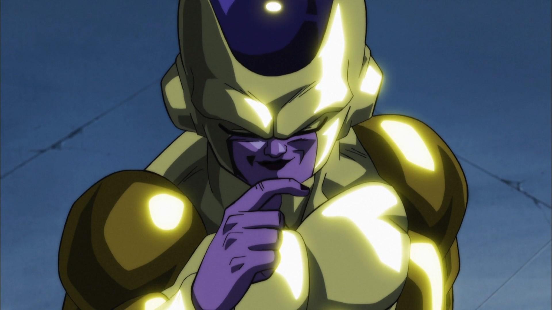 Dragon Ball Super – 95 – 01 Golden Frieza