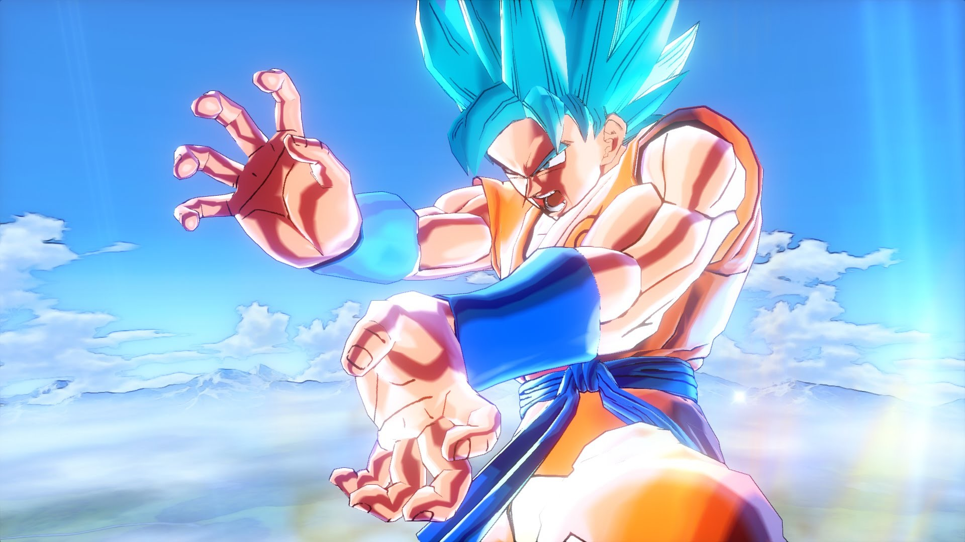 [DLC #3] Dragon Ball: Xenoverse – SSGSS Goku & Vegeta vs Golden Frieza  Screenshots