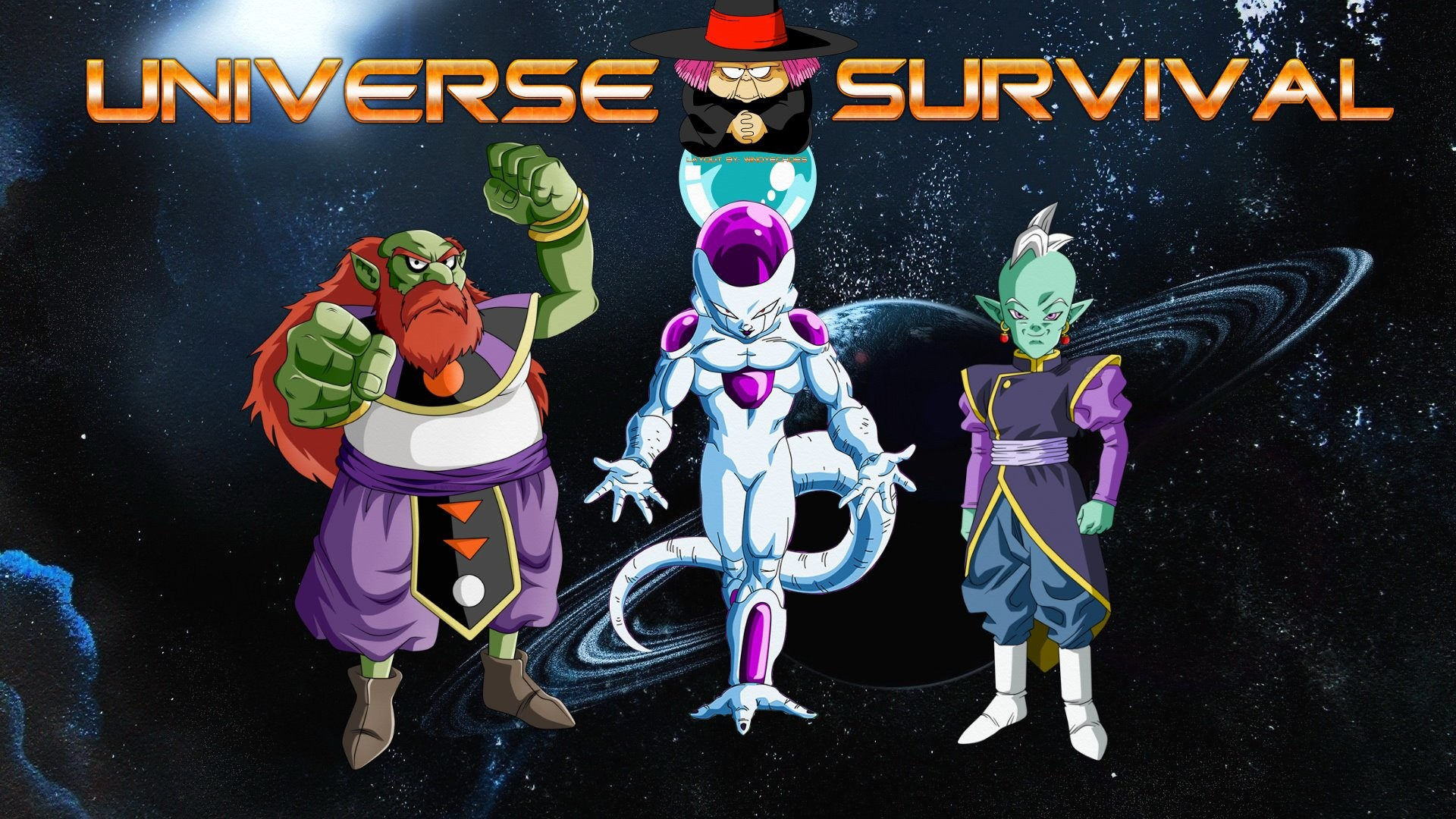 … Frieza's Betrayal Tournament of Power Wallpaper by WindyEchoes
