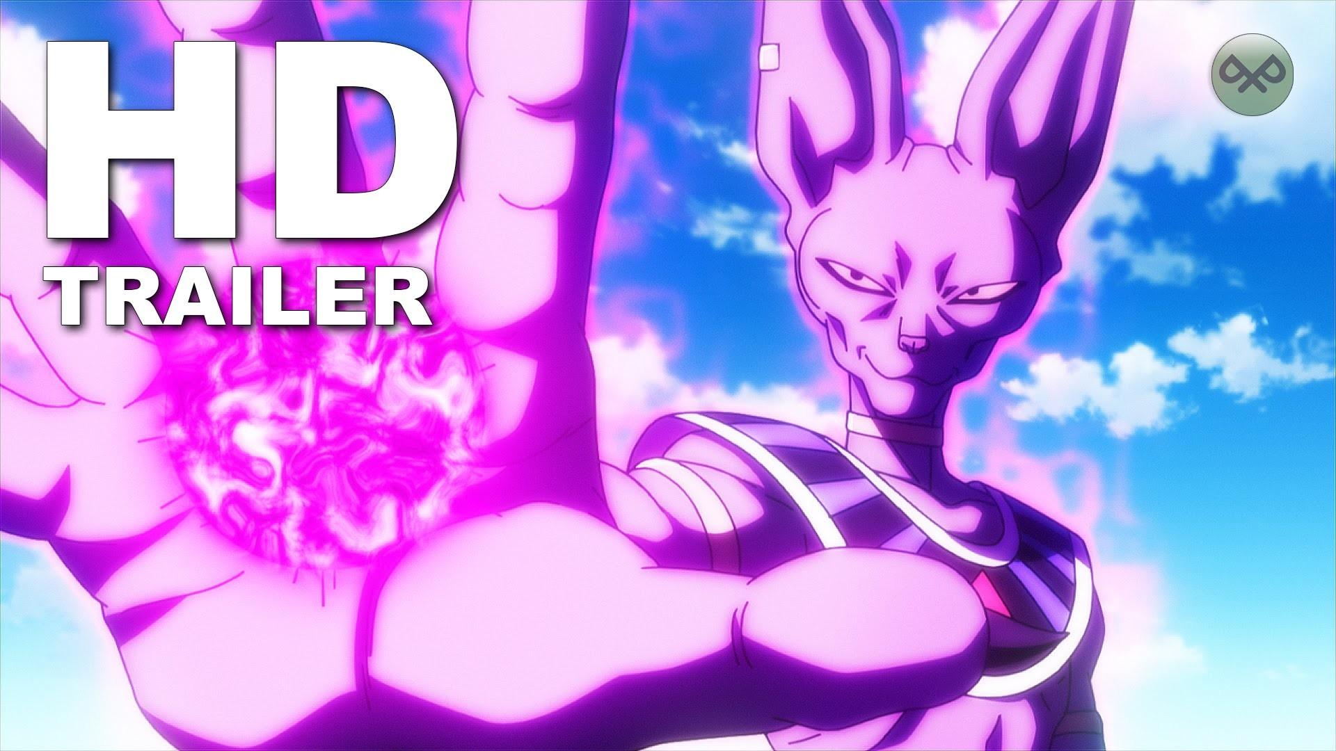 Dragon Ball Z – Fukkatsu no F Trailer – SSGSS vs Golden Frieza (spoiler)  (HD)