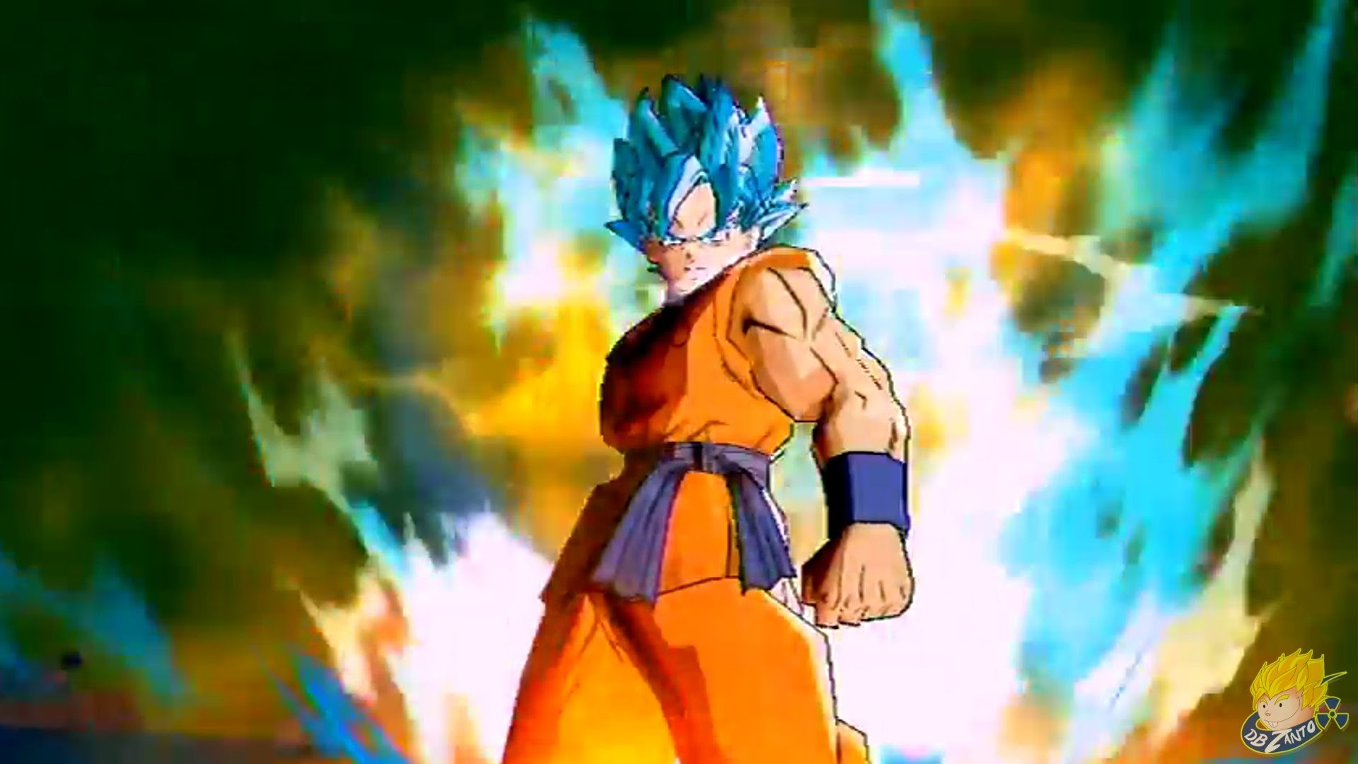Dragon Ball Heroes: Goku's New Super Saiyan [SSGSS] Transformation  Revealed【FULL HD】 – YouTube