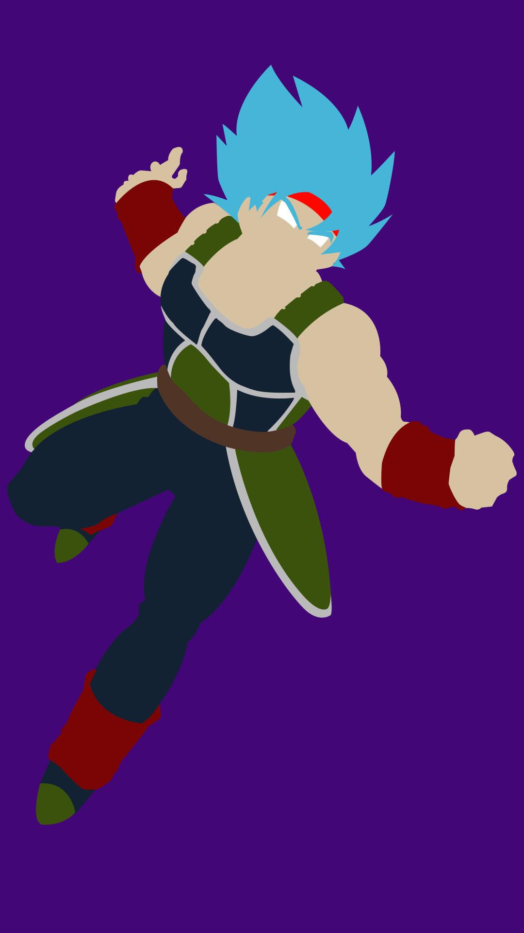 Super Saiyan Blue Bardock