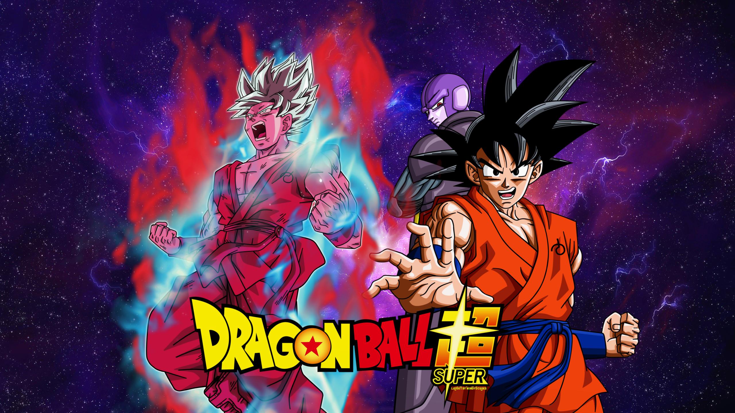 … Dragon Ball Super Wallpaper – Hit's Return by WindyEchoes