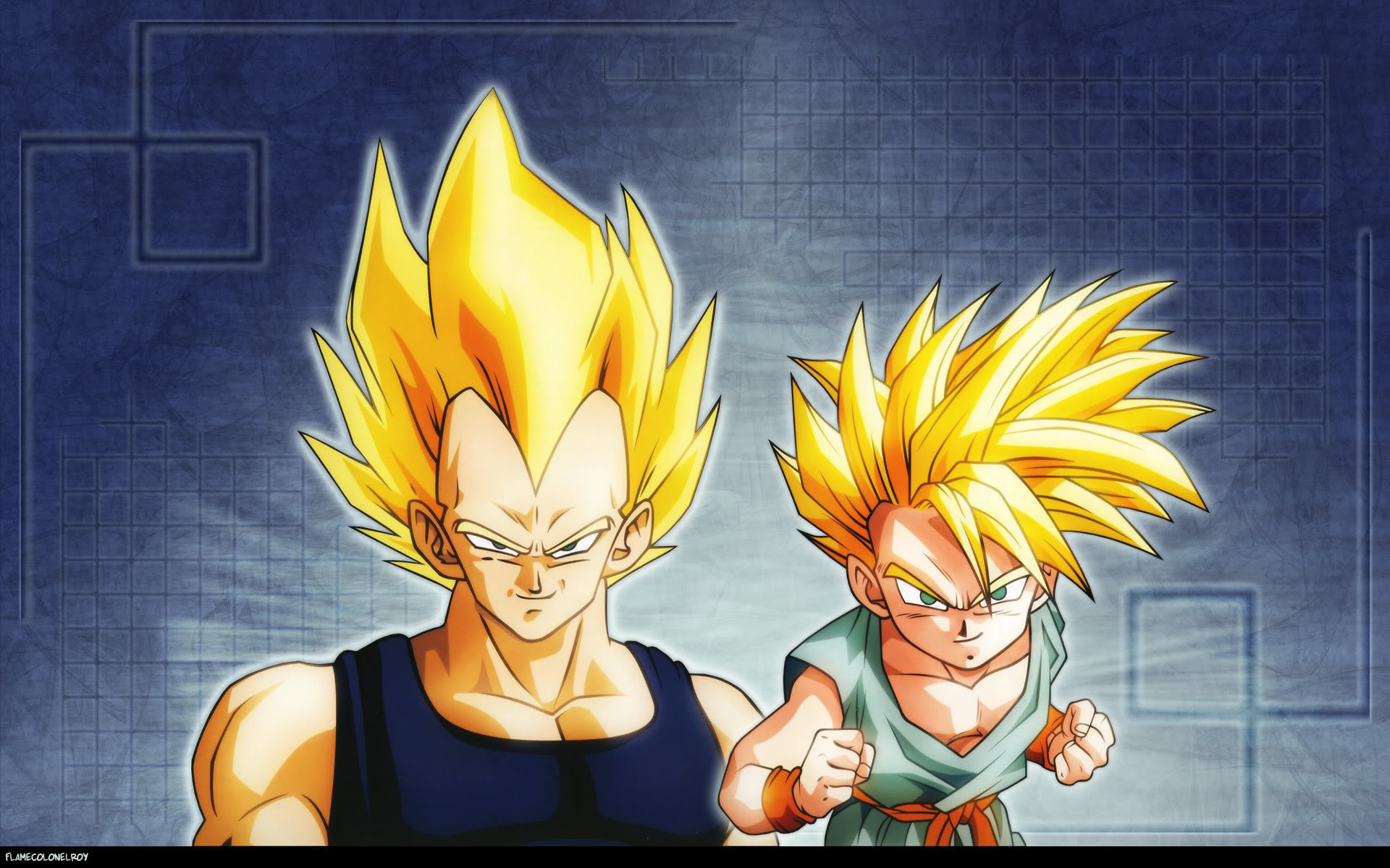 Wallpapers de Dragon Ball Z [Megapost!] – Taringa!