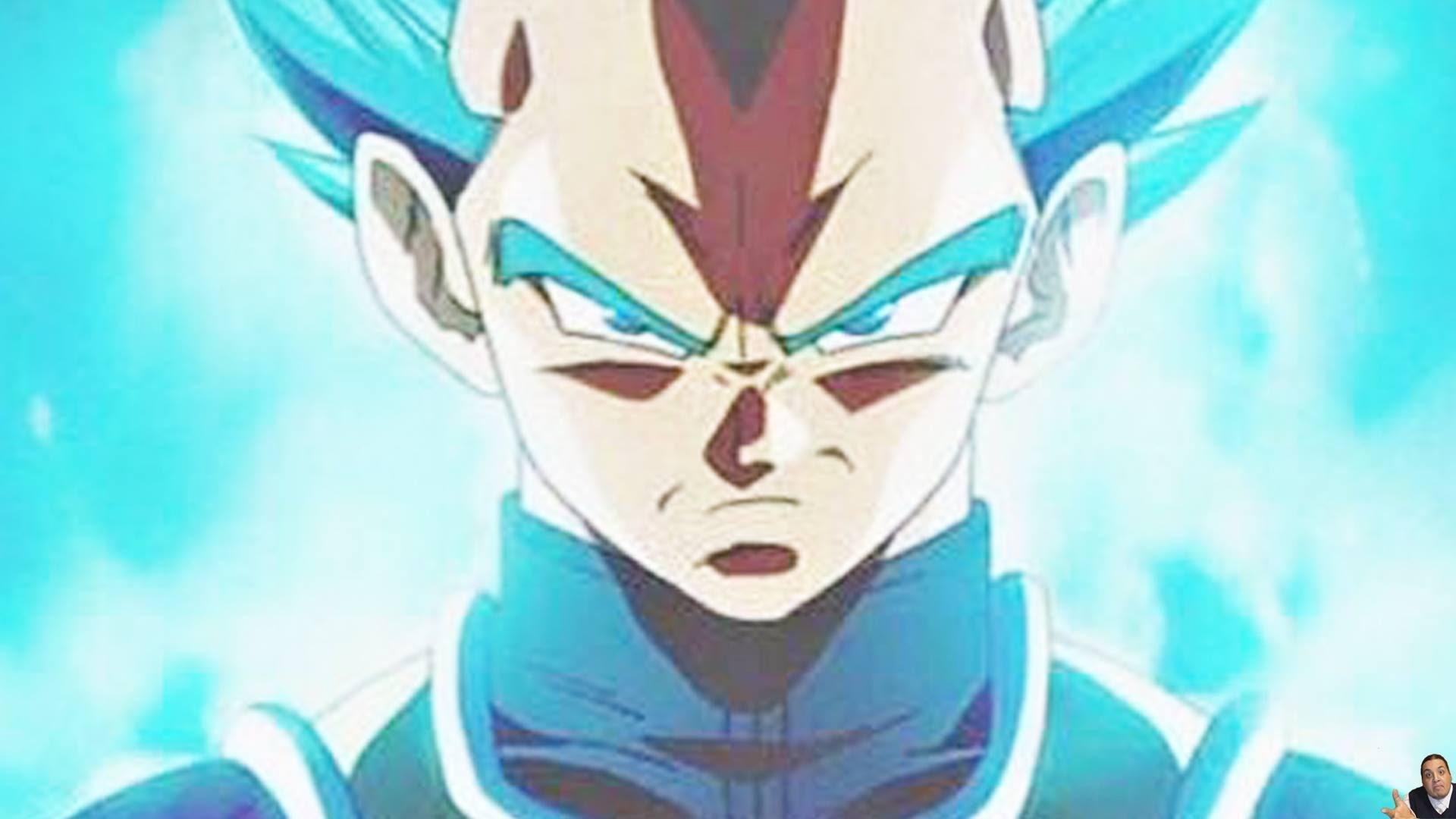 Dragon Ball Z Vegeta Super Saiyan God Super Saiyan