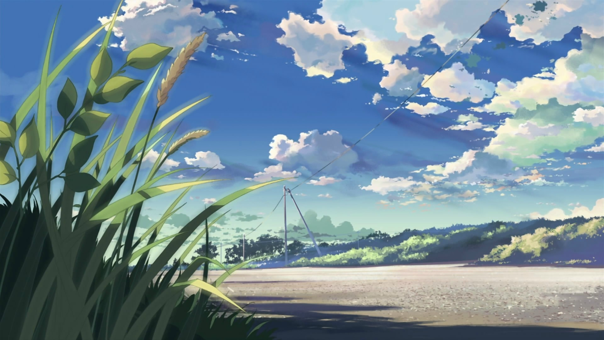 anime scenery wallpaper 7976