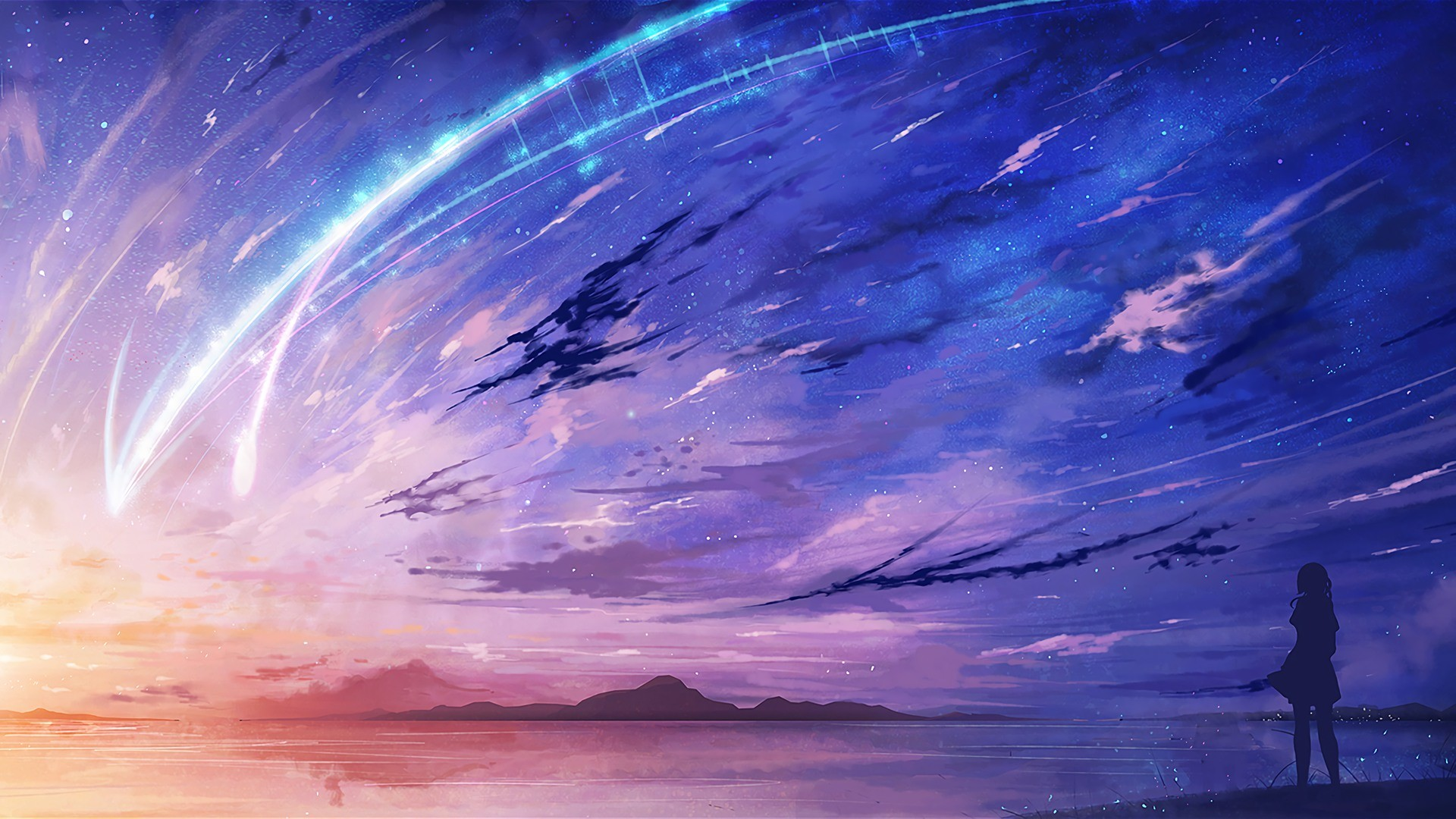 Kết quả hình ảnh cho scenery anime