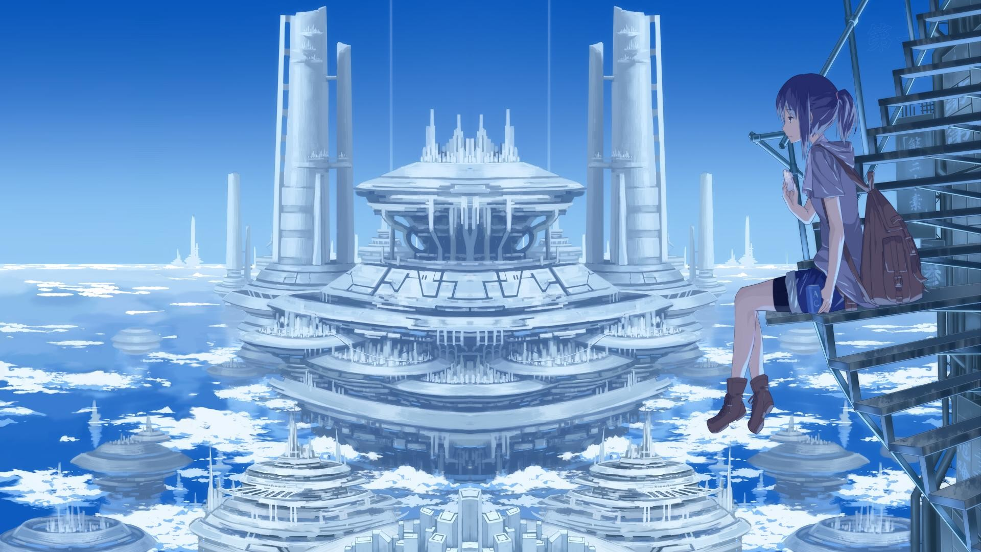 Anime Scenery Wallpapers High Resolution Is Cool Wallpapers