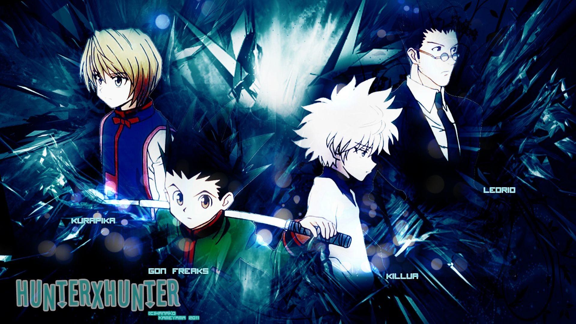 122 Hunter X Hunter Hd