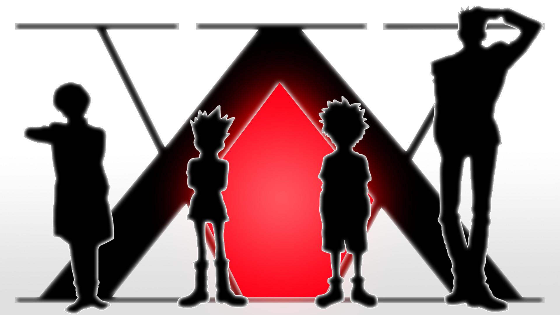 Anime – Hunter x Hunter White Gon Freecss Killua Zoldyck Kurapika (Hunter ×  Hunter)